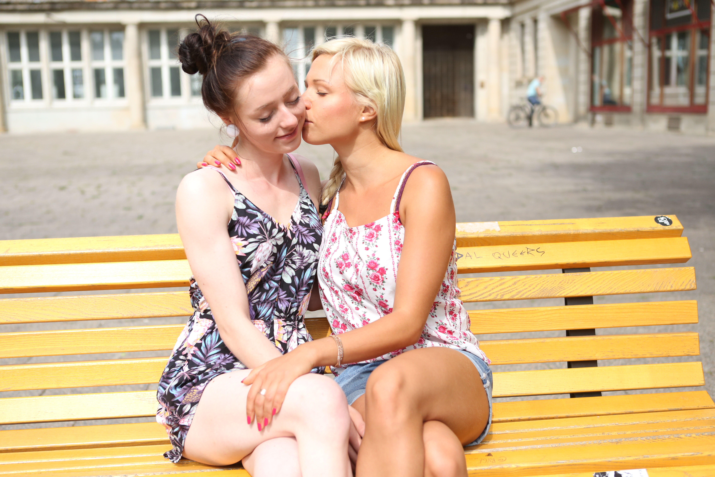 Ersties.com - Lisa M. & Gabi - Sex in Deep Harmony 17