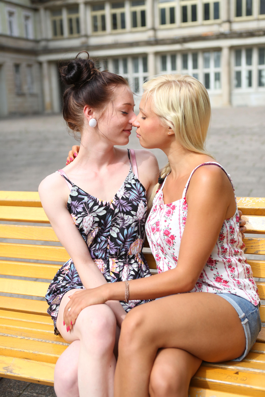 Ersties.com - Lisa M. & Gabi - Sex in Deep Harmony 18