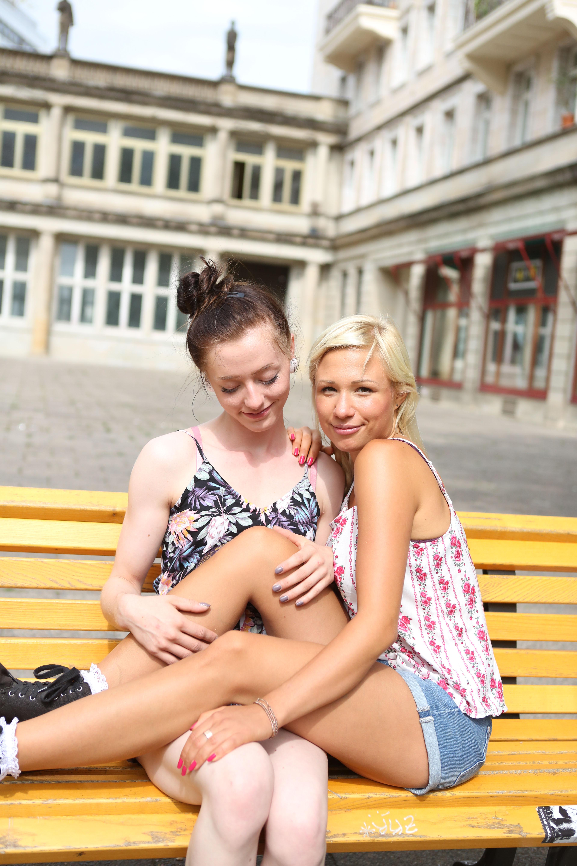 Ersties.com - Lisa M. & Gabi - Sex in Deep Harmony 23
