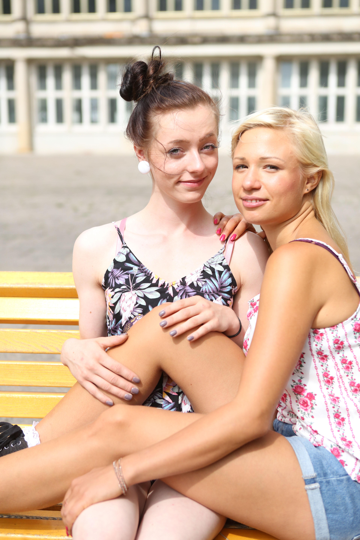 Ersties.com - Lisa M. & Gabi - Sex in Deep Harmony 28