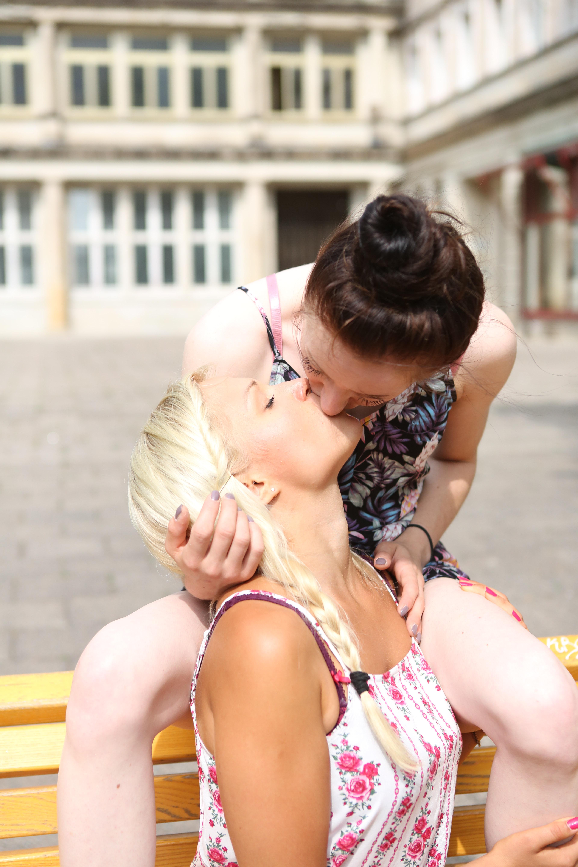 Ersties.com - Lisa M. & Gabi - Sex in Deep Harmony 34