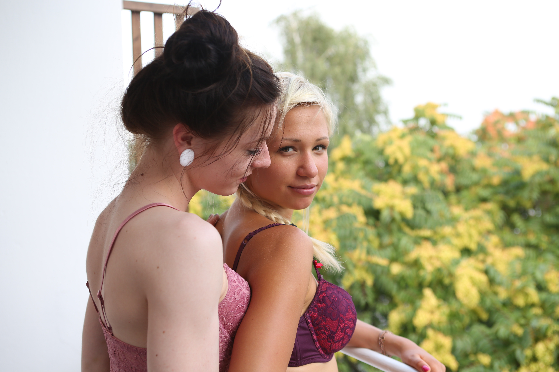 Ersties.com - Lisa M. & Gabi - Sex in Deep Harmony 46