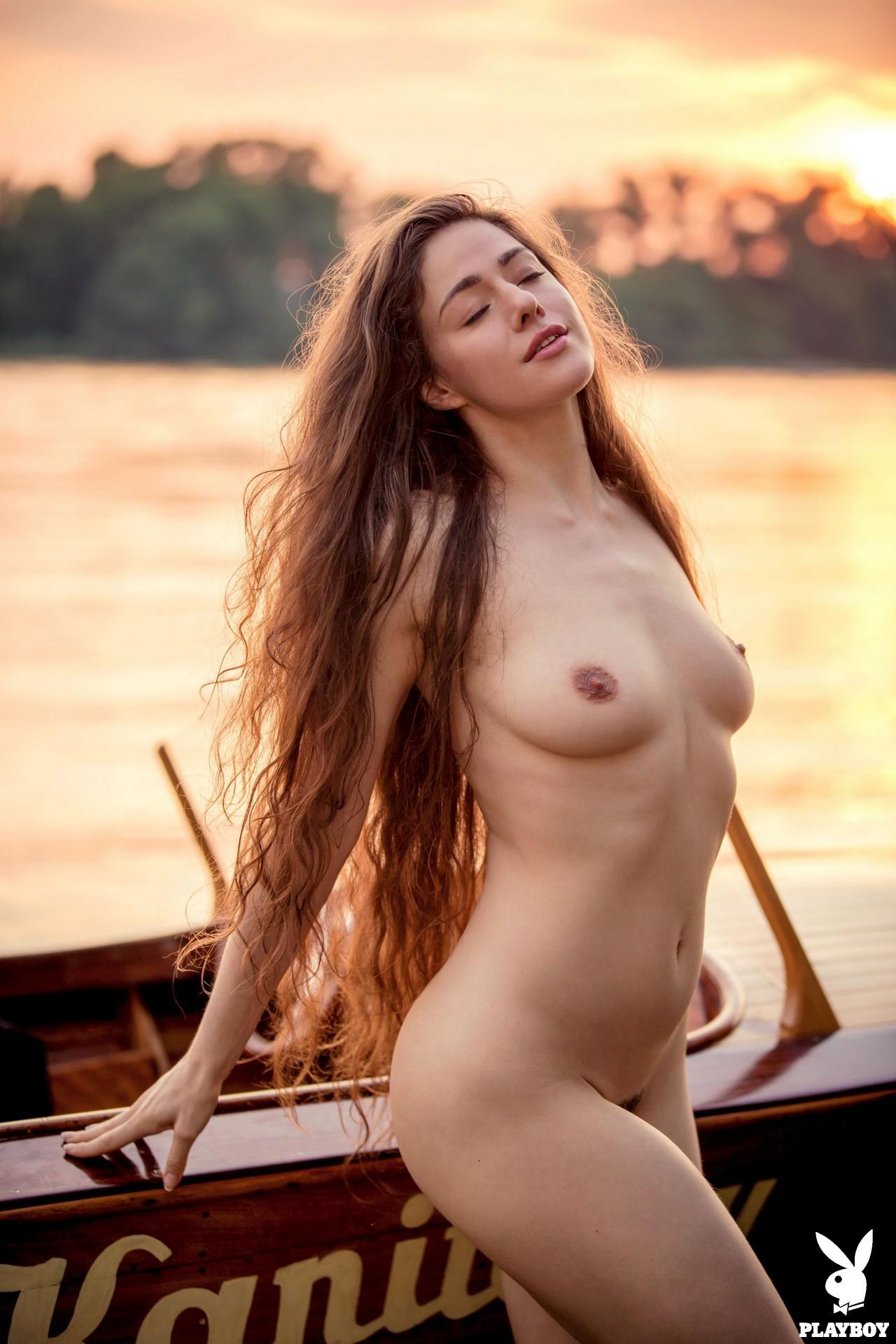 Joy Draiki in Sensational Voyage - Playboy Plus 11