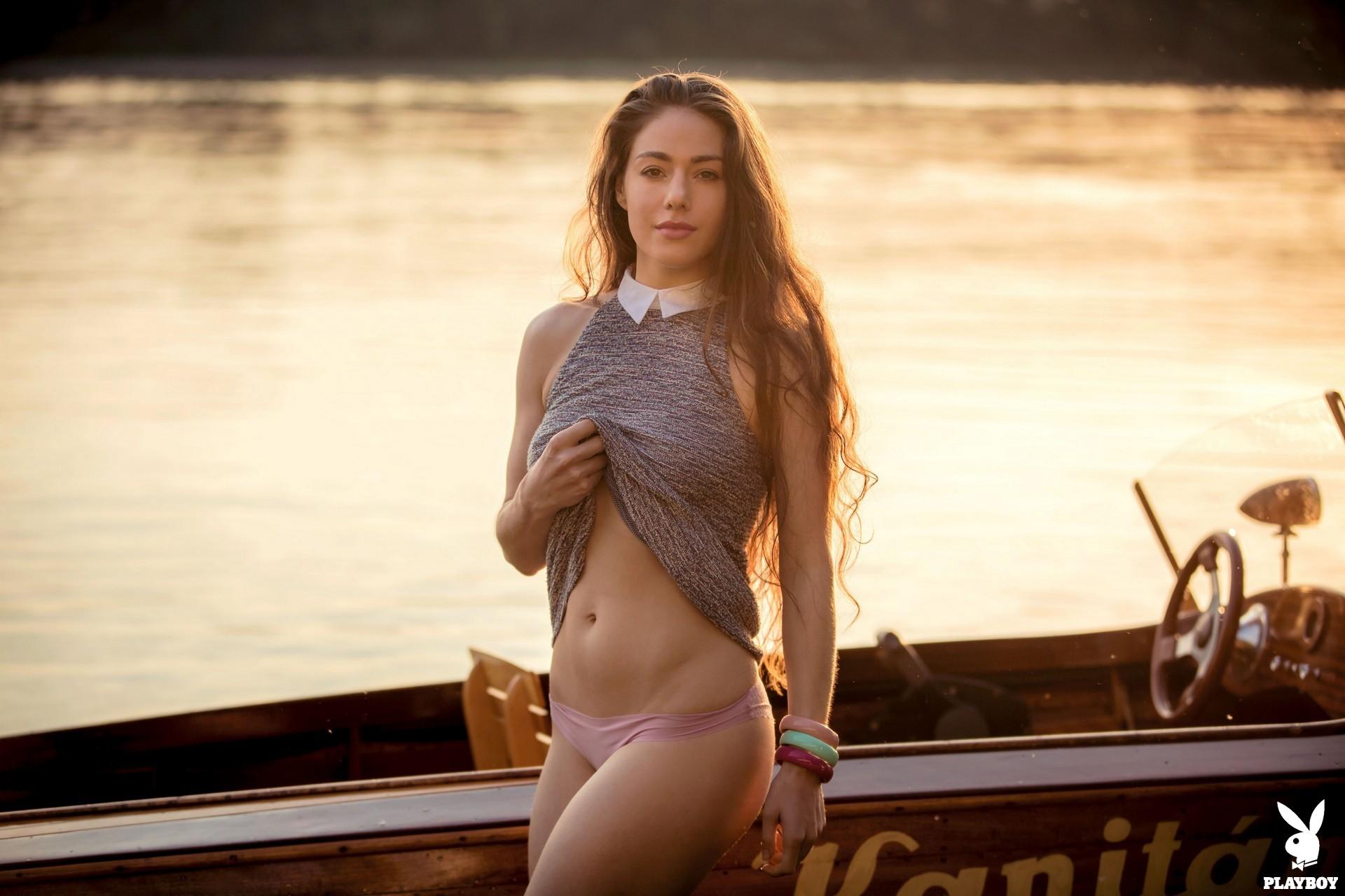 Joy Draiki in Sensational Voyage - Playboy Plus 15