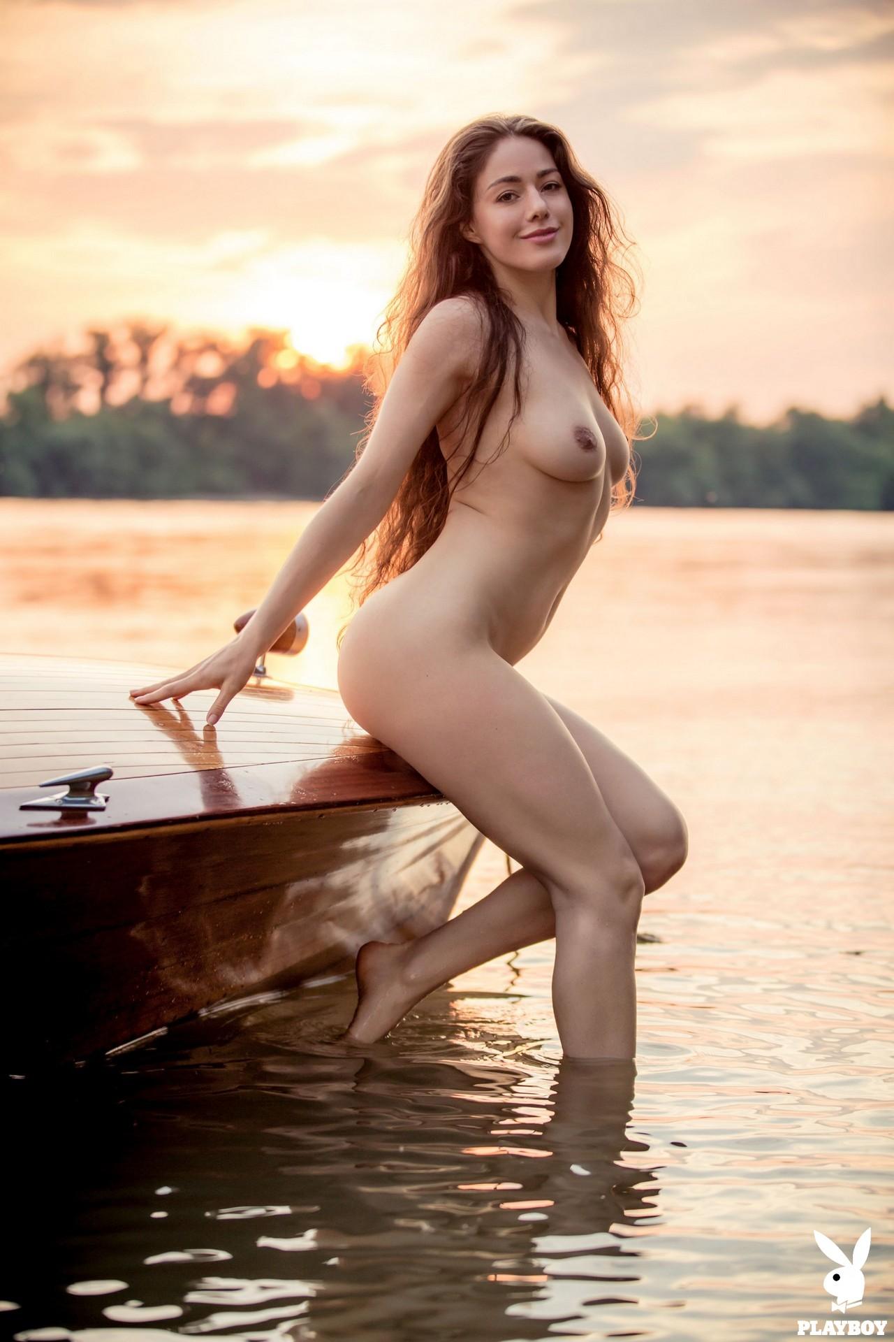 Joy Draiki in Sensational Voyage - Playboy Plus 16