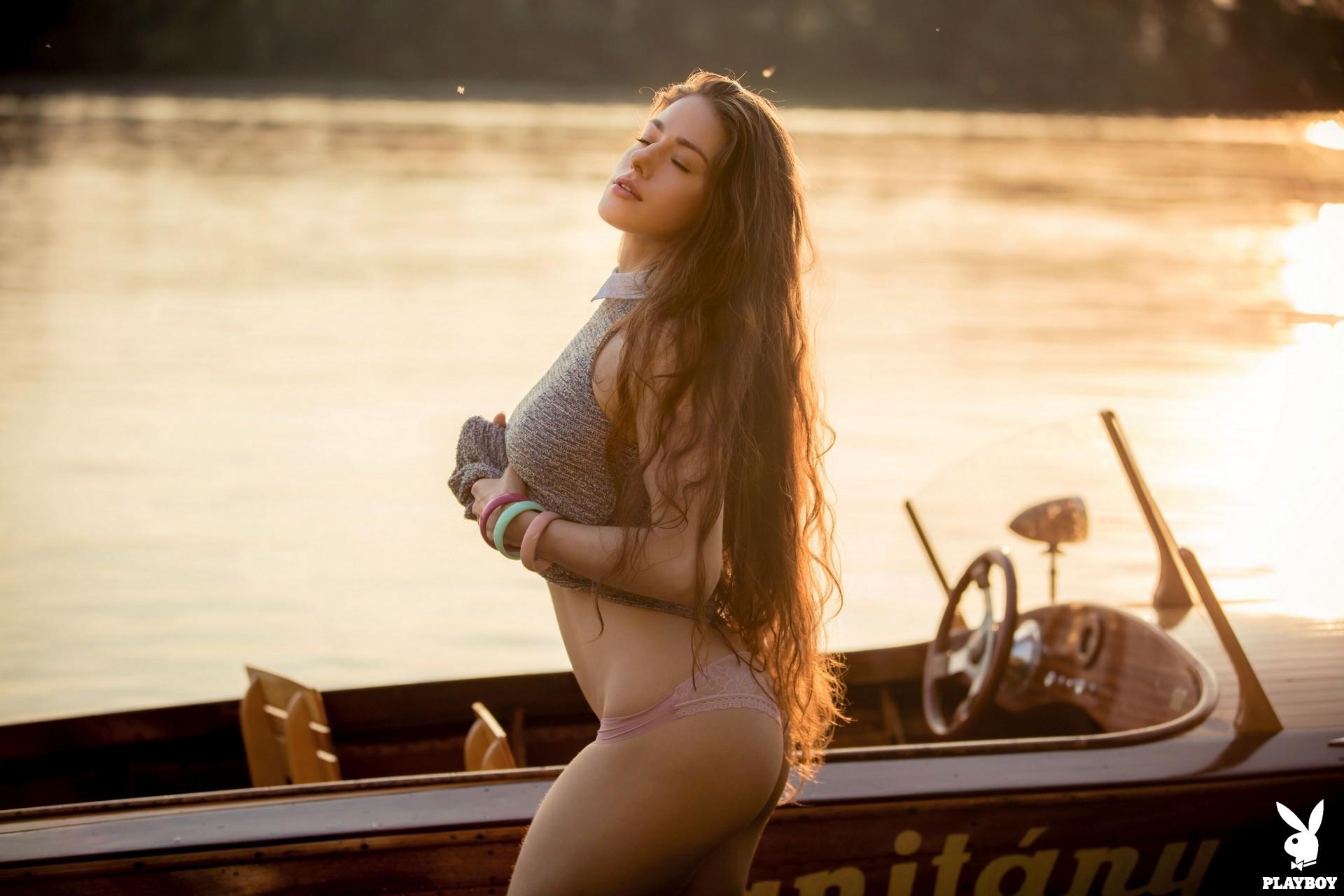 Joy Draiki in Sensational Voyage - Playboy Plus 17