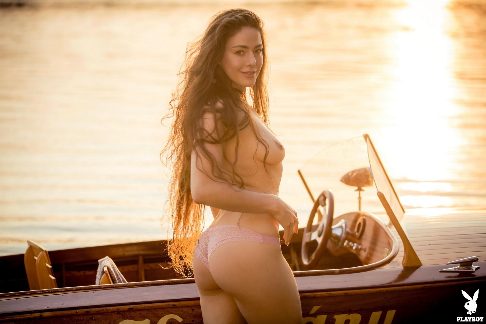 Joy Draiki in Sensational Voyage - Playboy Plus 22