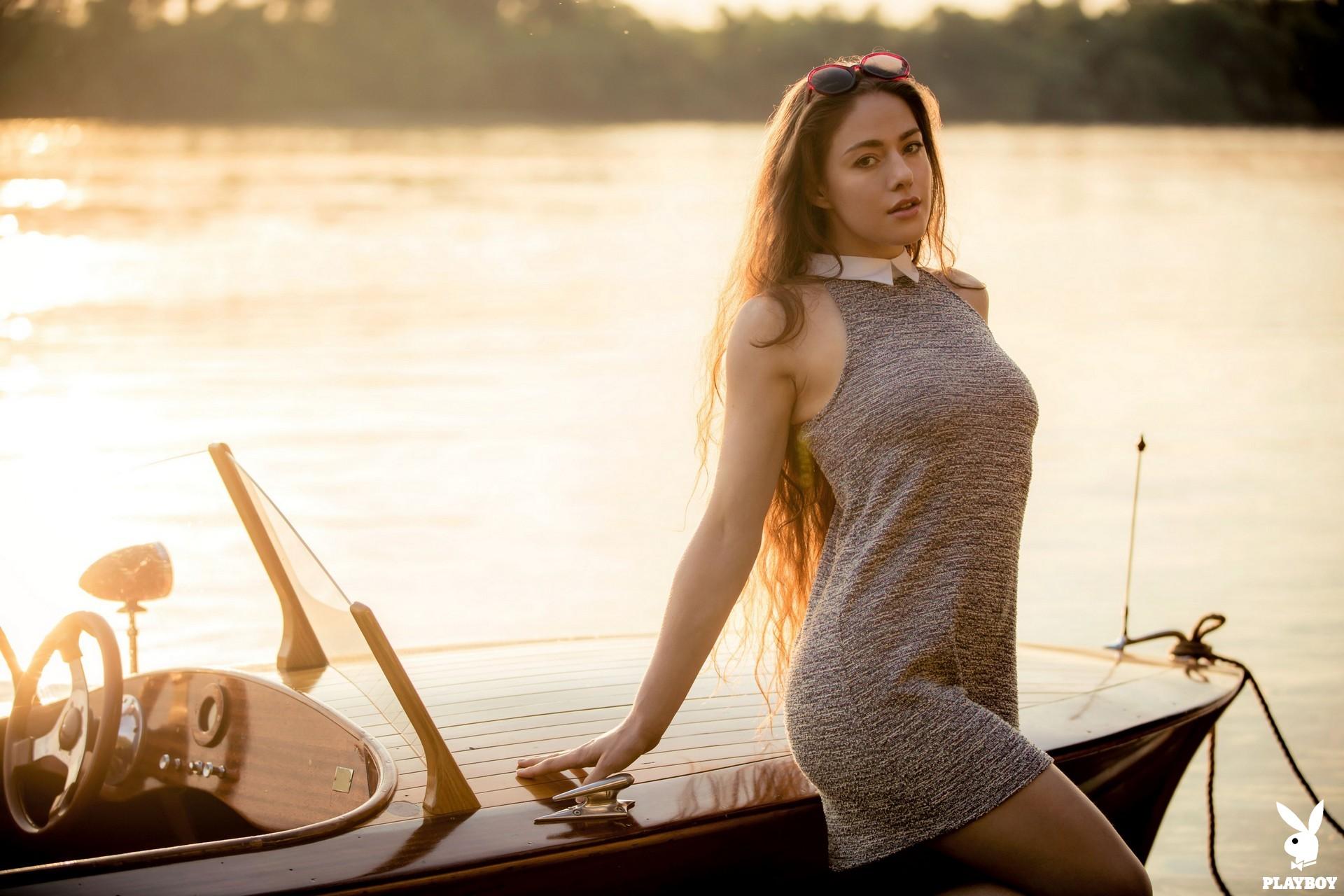 Joy Draiki in Sensational Voyage - Playboy Plus 30