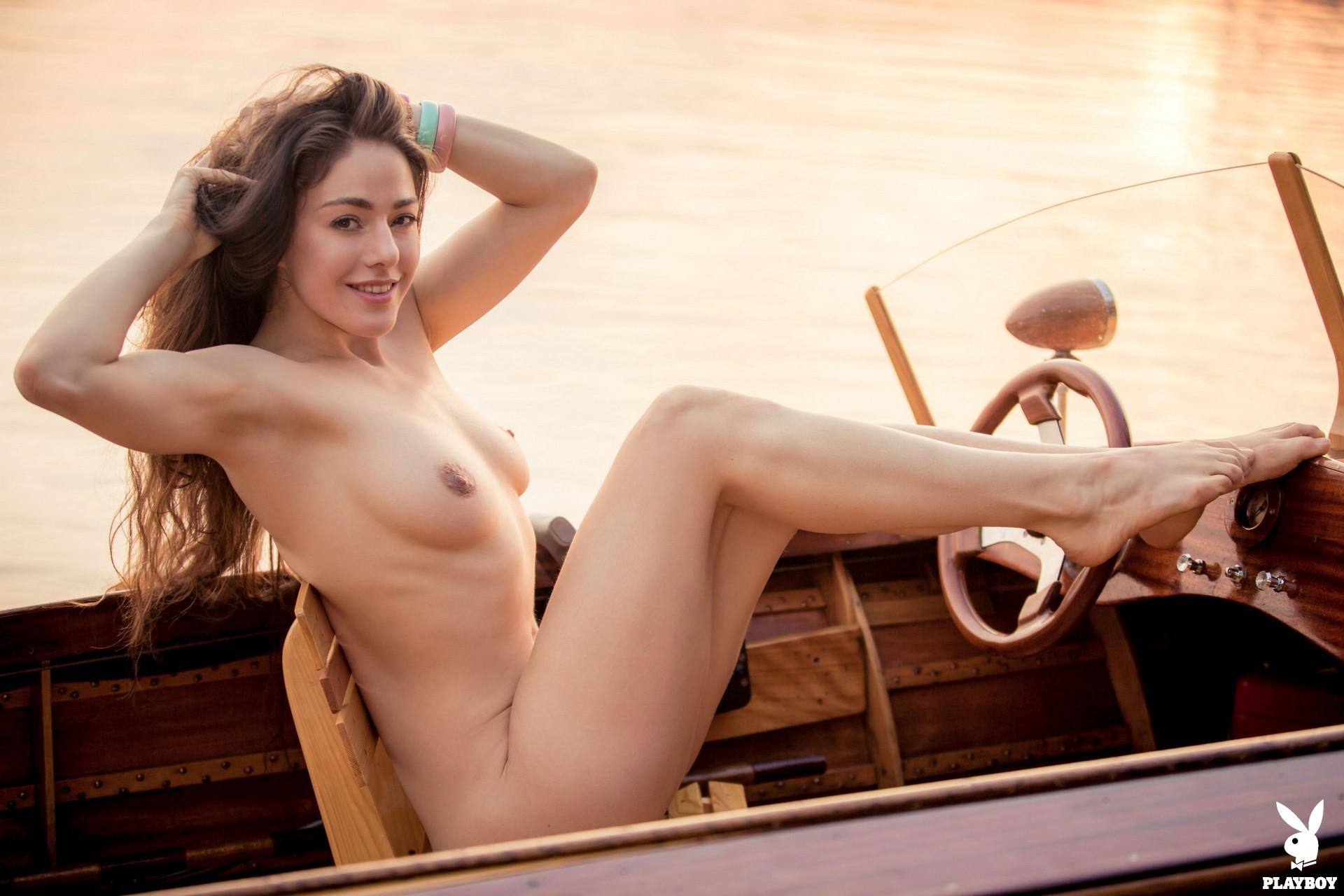 Joy Draiki in Sensational Voyage - Playboy Plus 37
