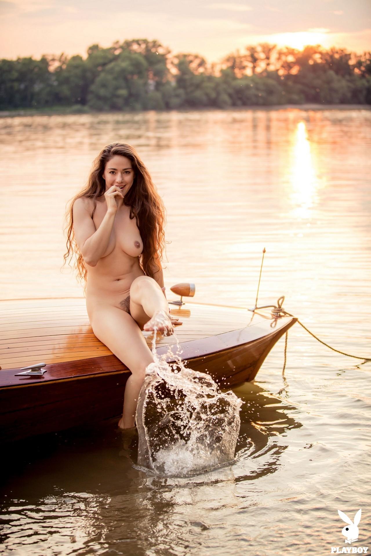 Joy Draiki in Sensational Voyage - Playboy Plus 38