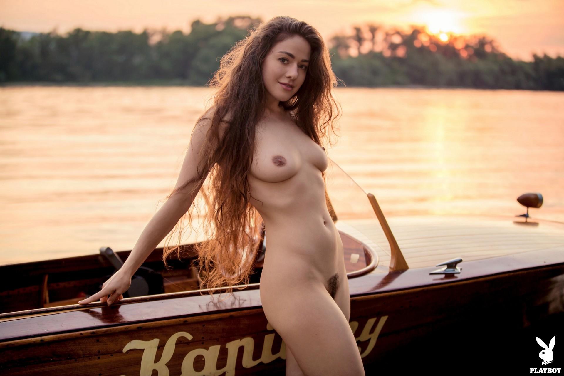 Joy Draiki in Sensational Voyage - Playboy Plus 7