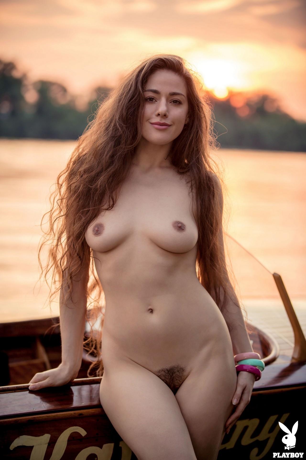 Joy Draiki in Sensational Voyage - Playboy Plus 9