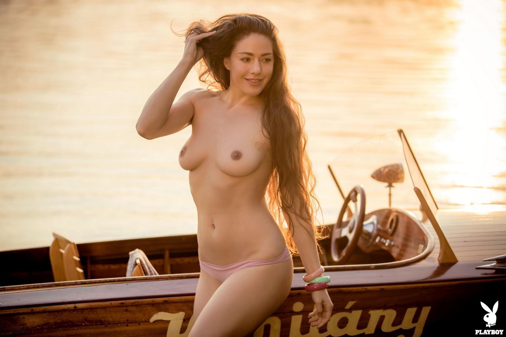 Joy Draiki in Sensational Voyage - Playboy Plus 10