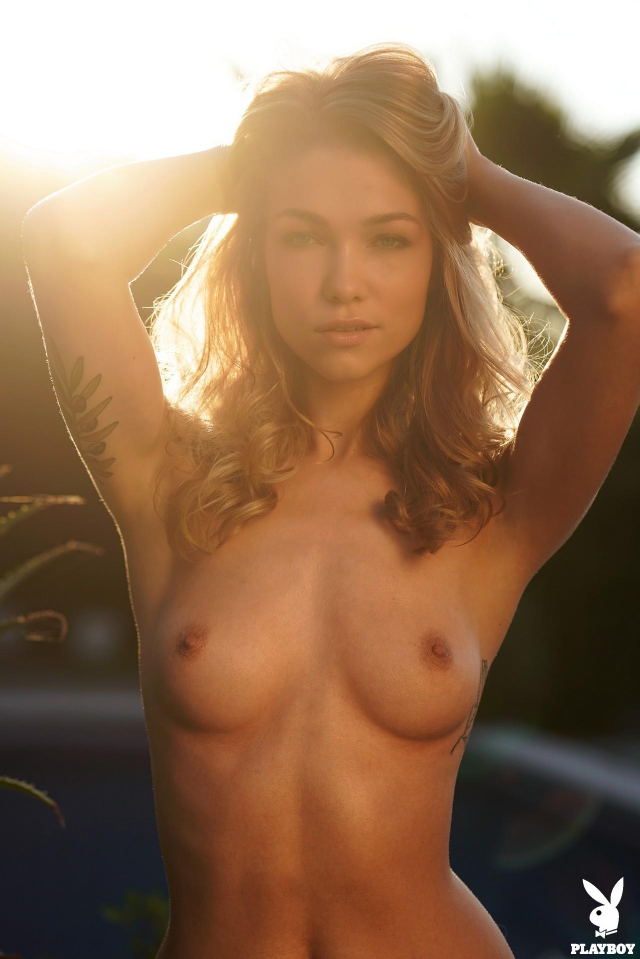 Marie Czuczman in Playboy Germany 12