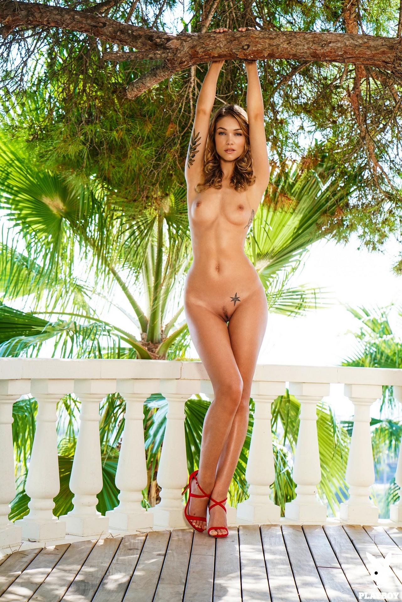 Marie Czuczman in Playboy Germany 5