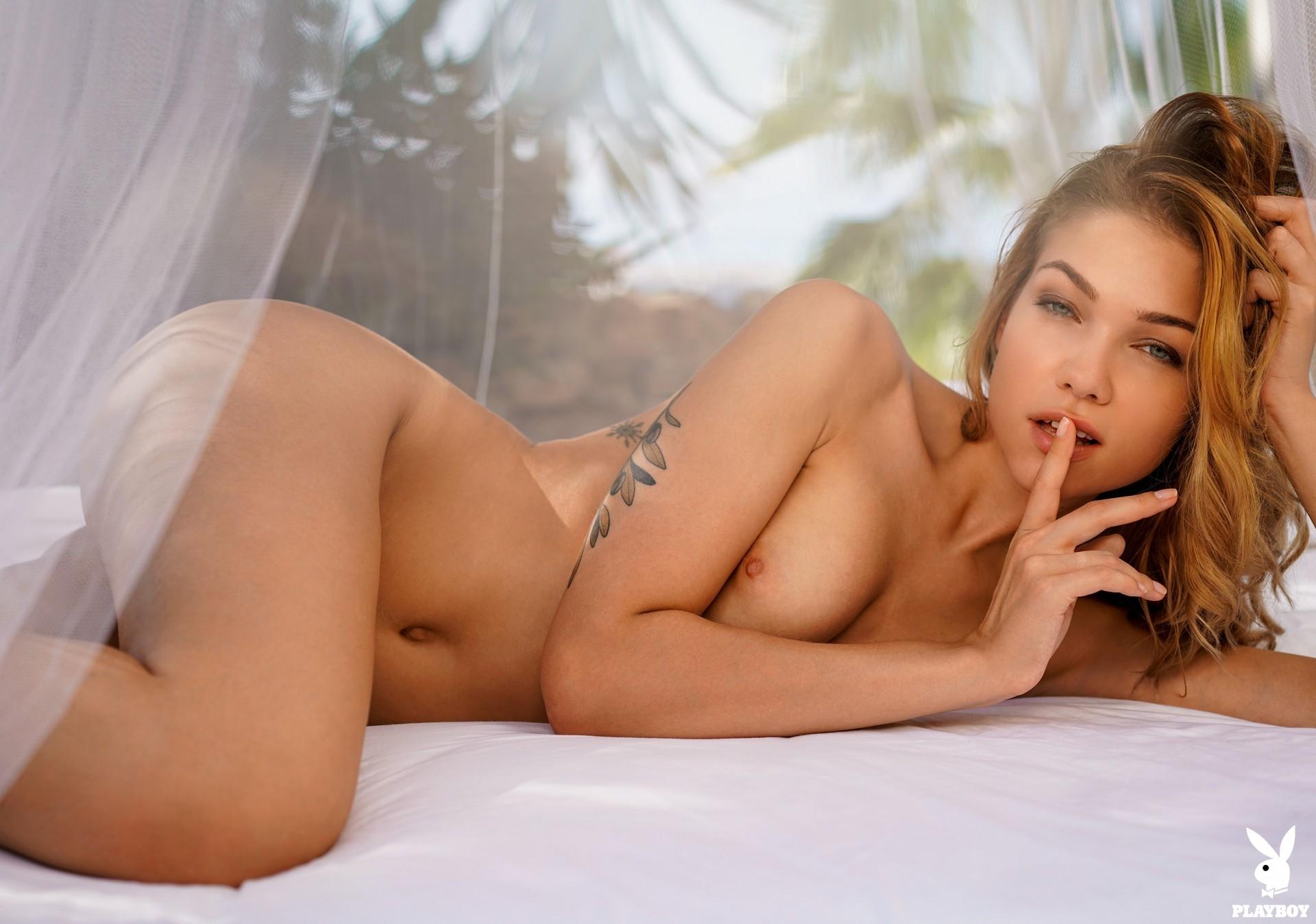 Marie Czuczman in Playboy Germany 1