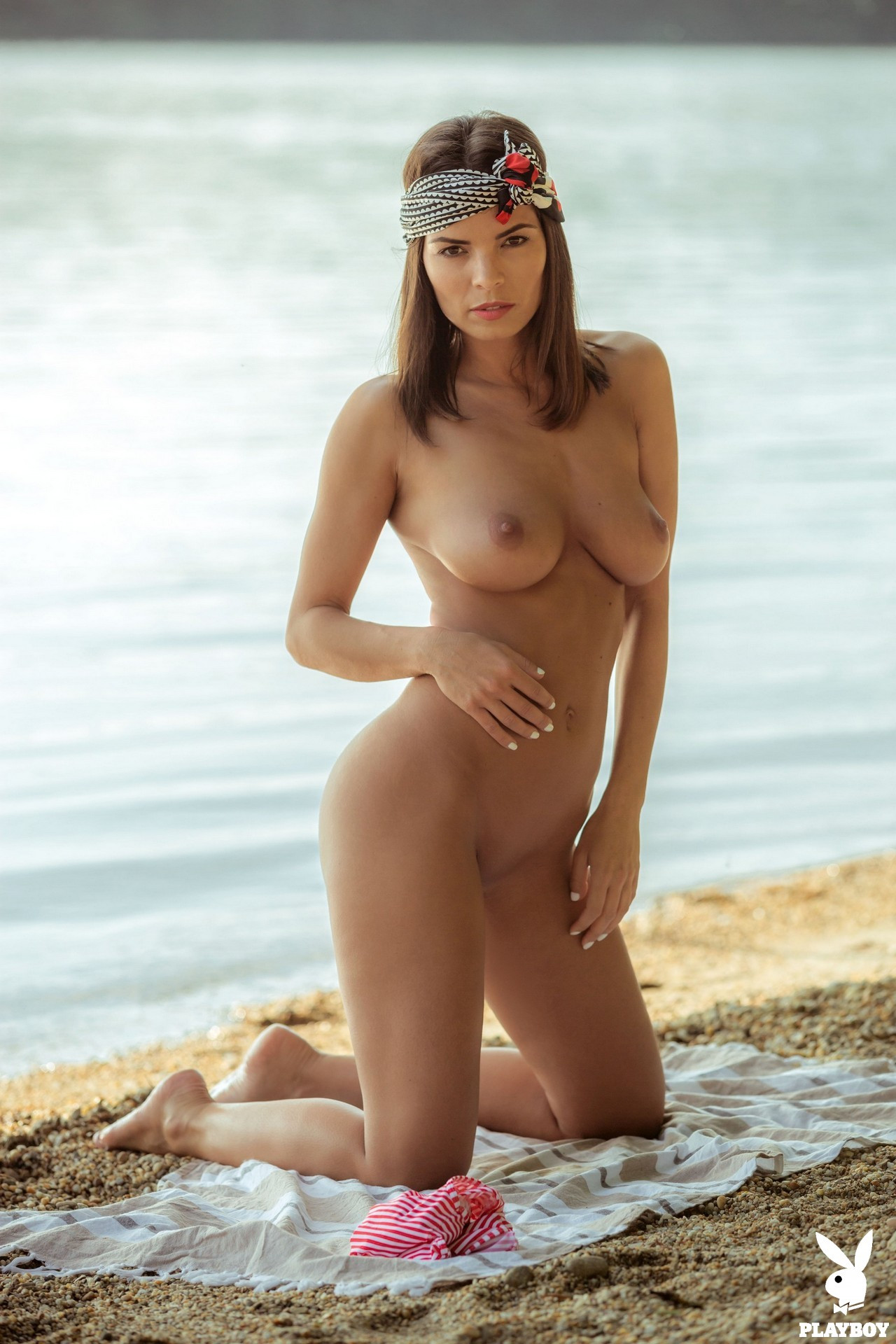 Natalie Costello in Soothing Lake - Playboy Plus 2