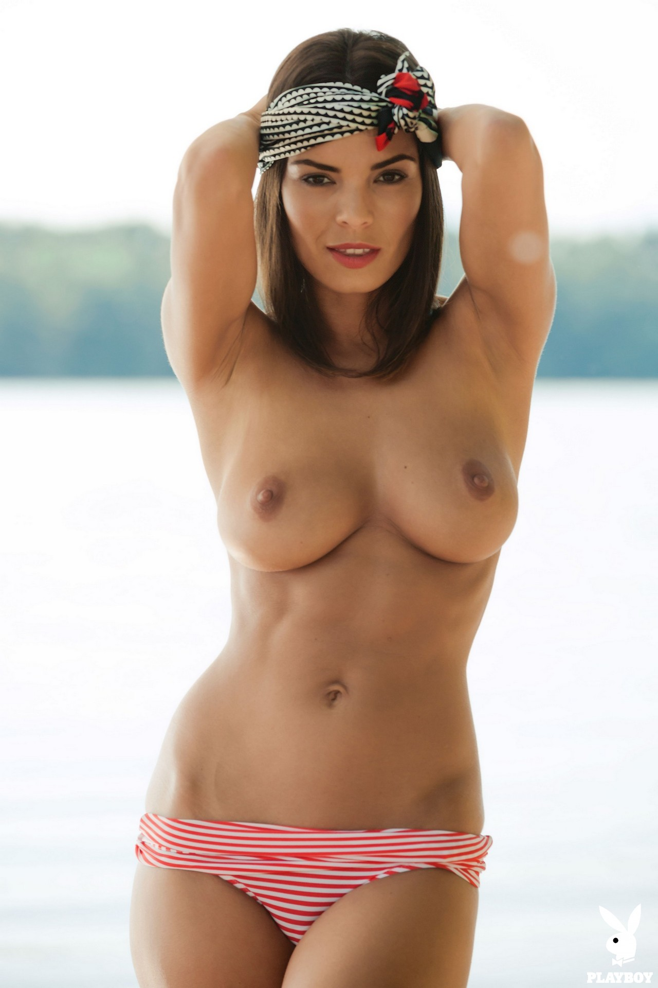 Natalie Costello in Soothing Lake - Playboy Plus 13