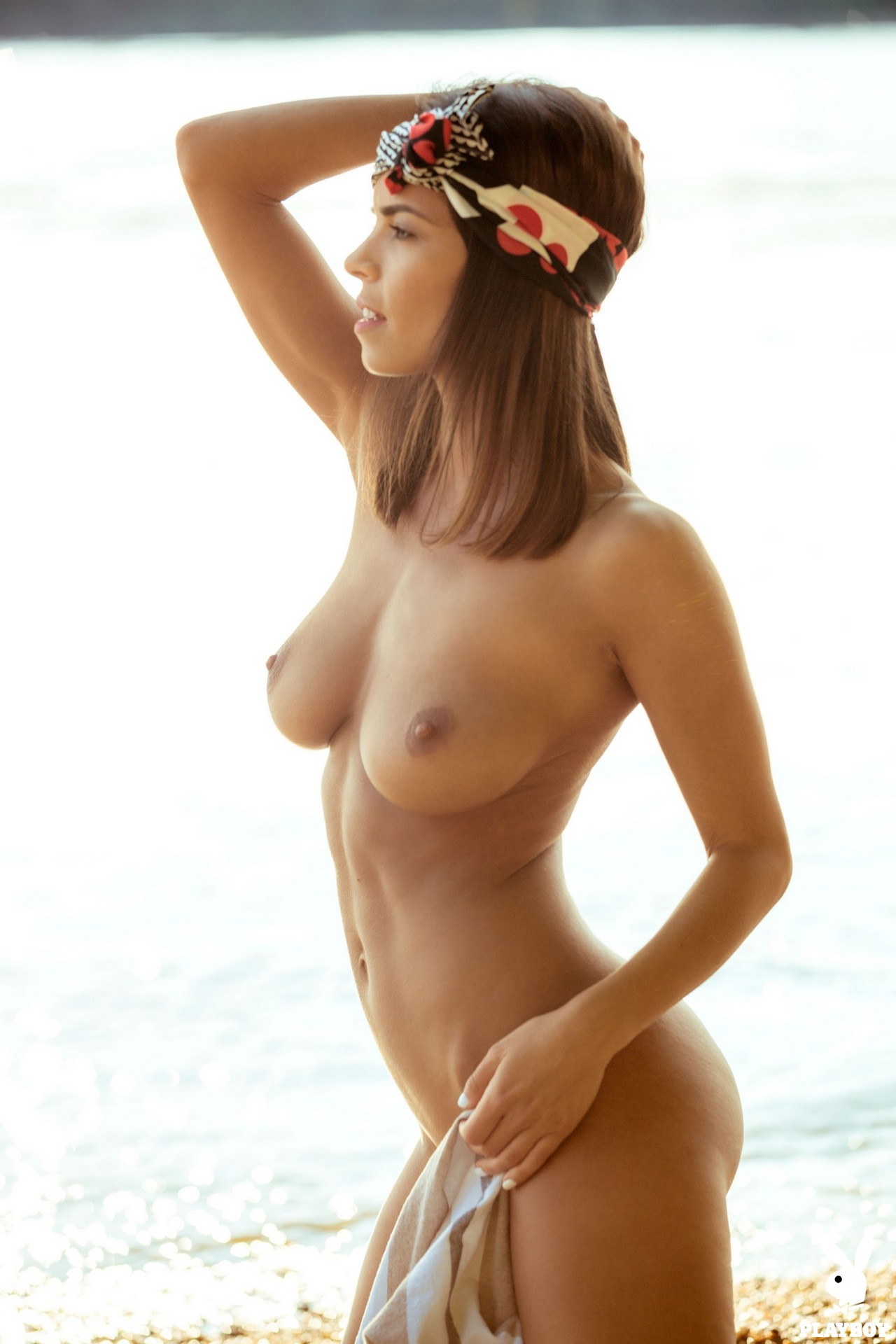 Natalie Costello in Soothing Lake - Playboy Plus 15