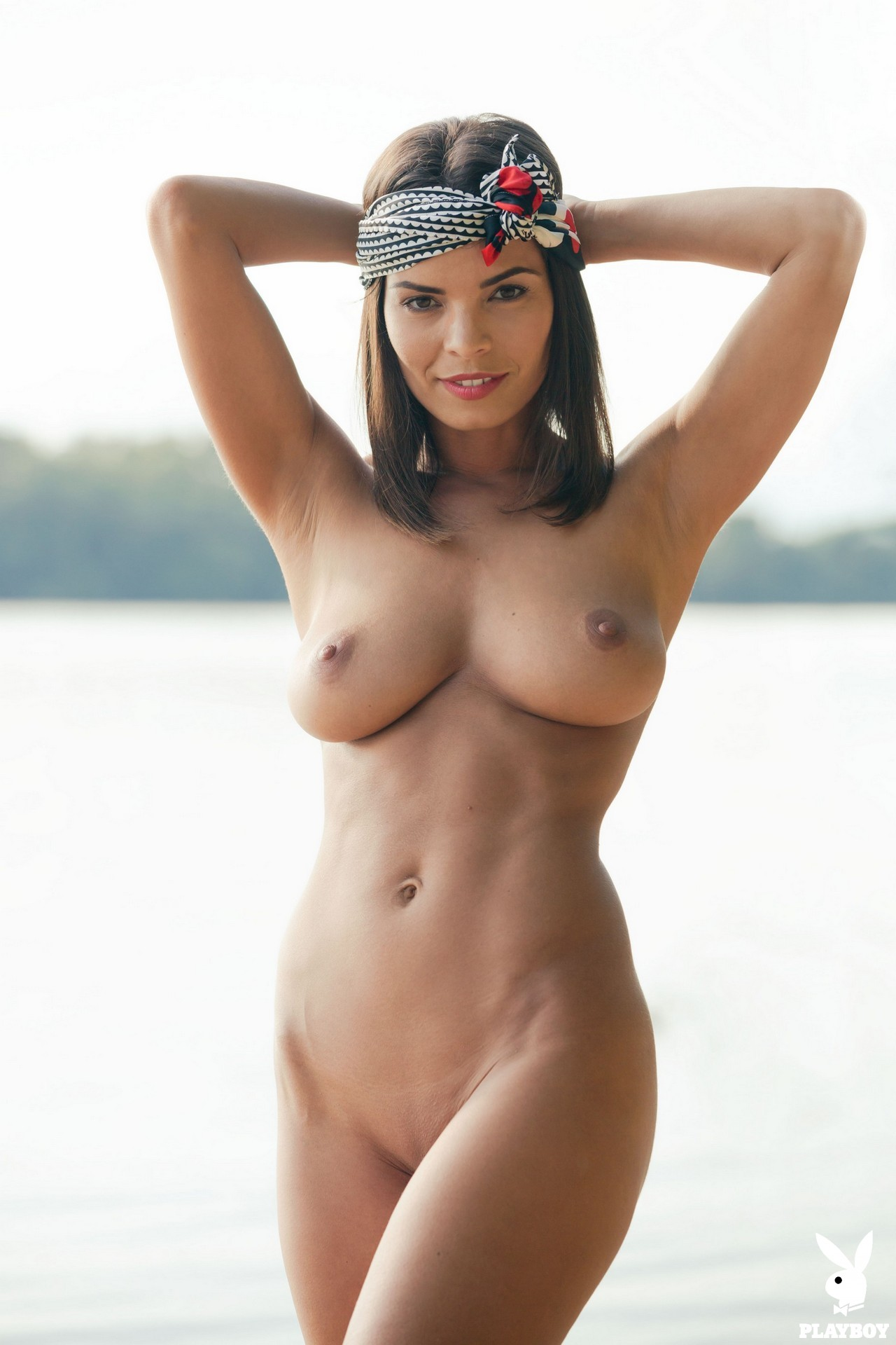 Natalie Costello in Soothing Lake - Playboy Plus 20