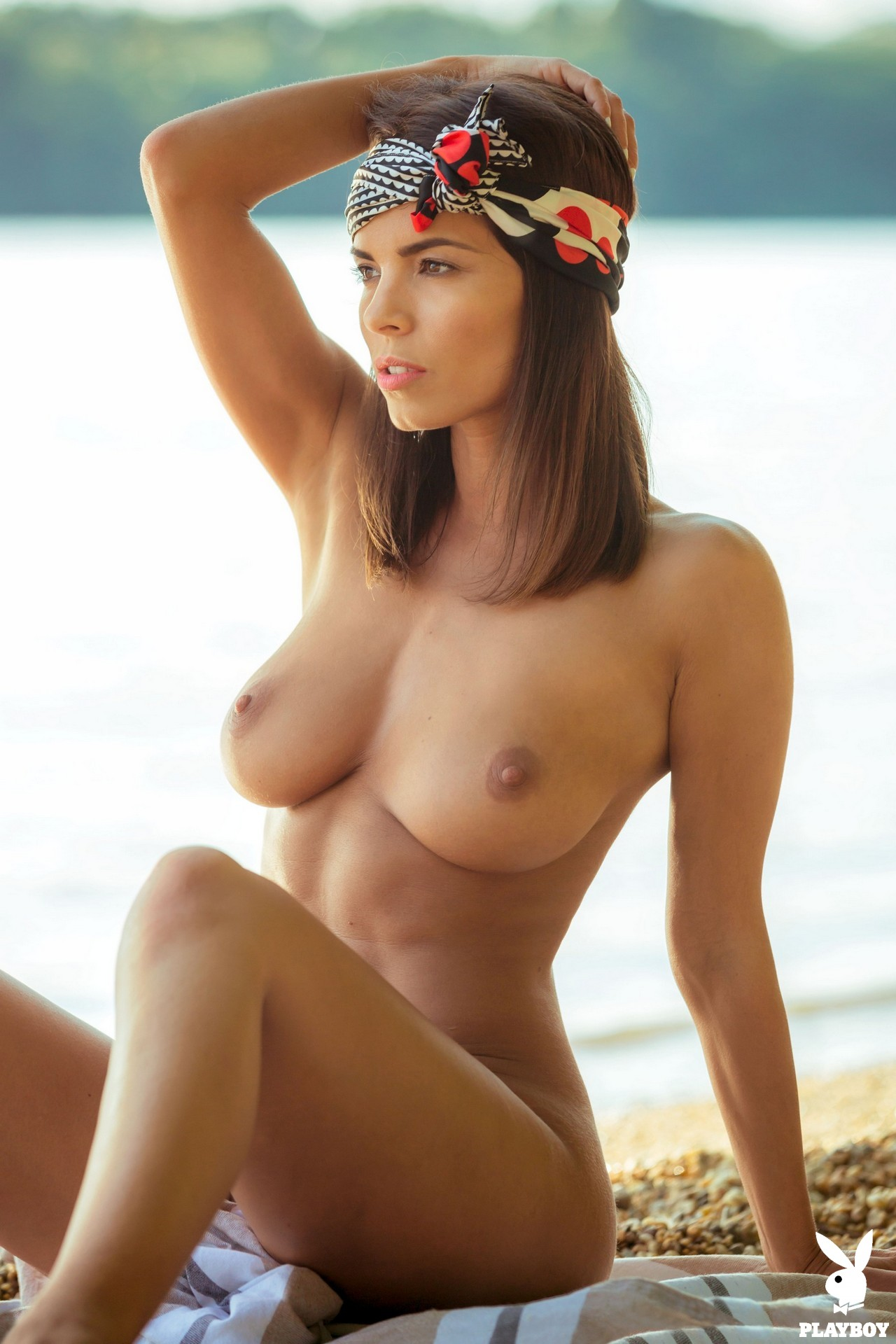 Natalie Costello in Soothing Lake - Playboy Plus 28