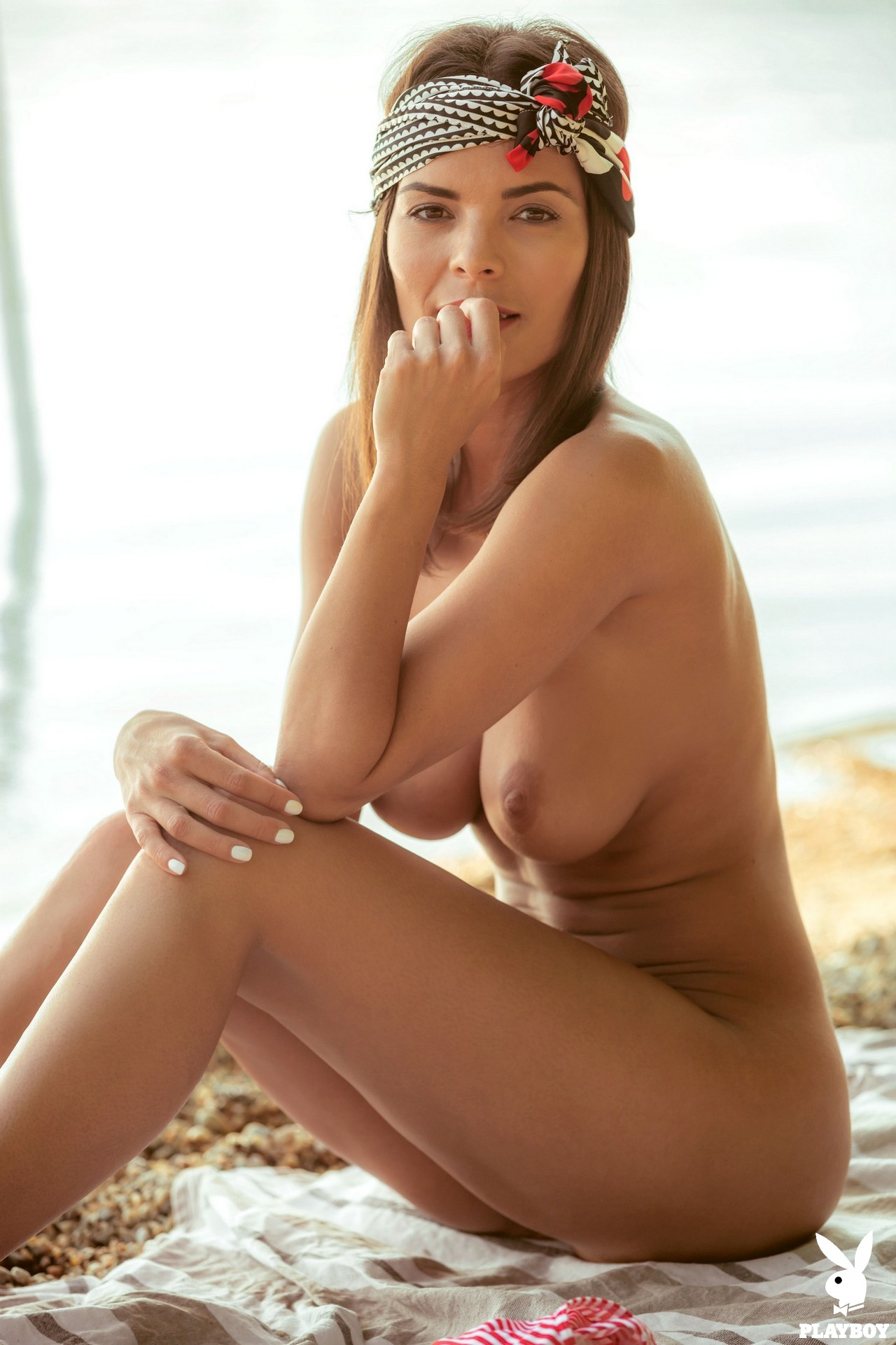 Natalie Costello in Soothing Lake - Playboy Plus 32