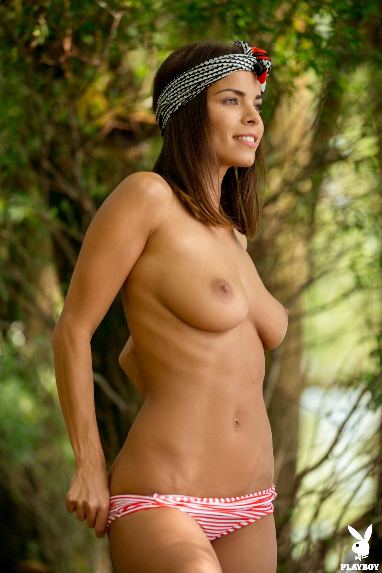 Natalie Costello in Soothing Lake - Playboy Plus 34