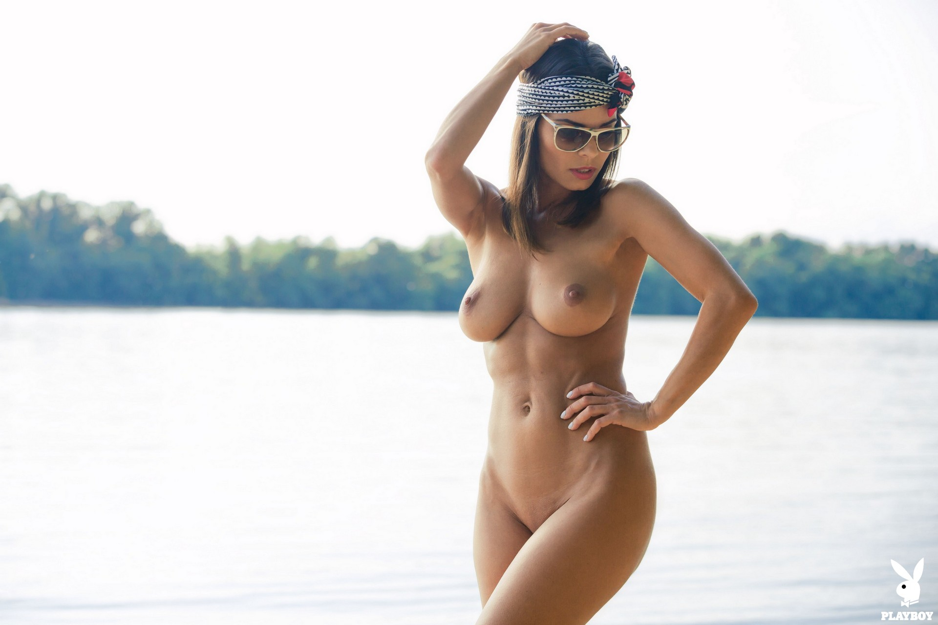 Natalie Costello in Soothing Lake - Playboy Plus 37