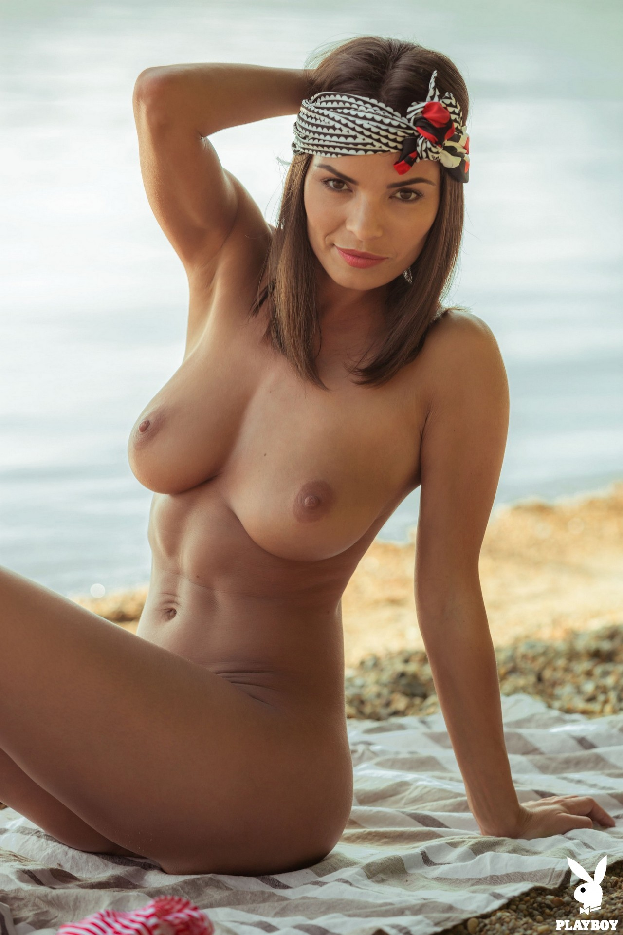 Natalie Costello in Soothing Lake - Playboy Plus 40