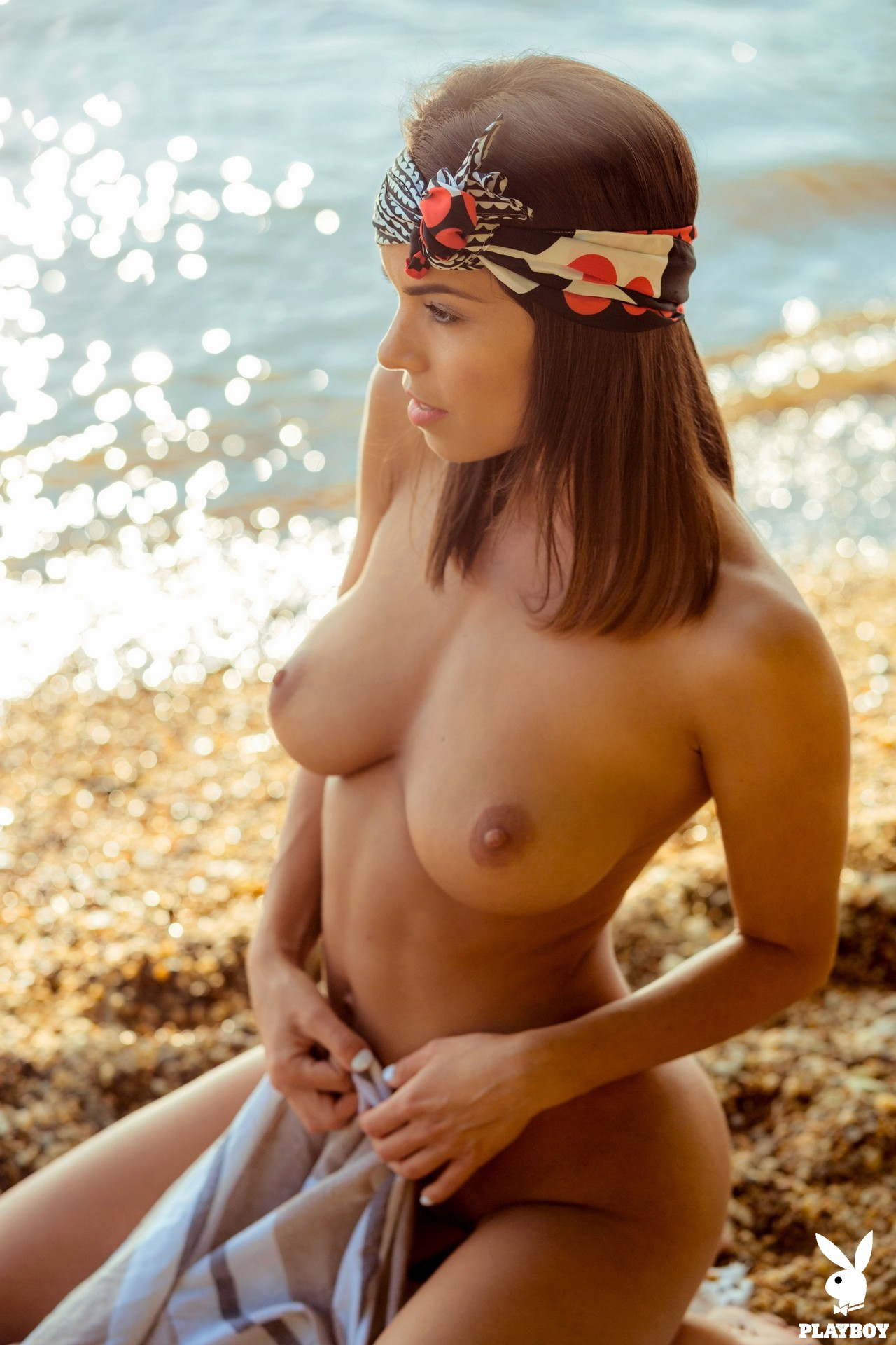 Natalie Costello in Soothing Lake - Playboy Plus 5
