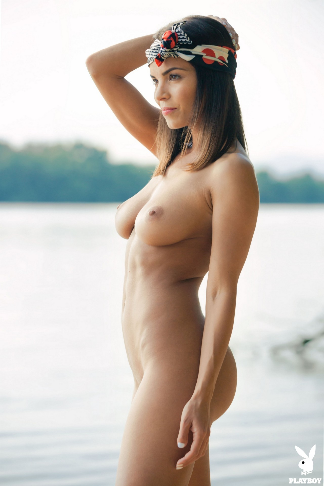 Natalie Costello in Soothing Lake - Playboy Plus 7