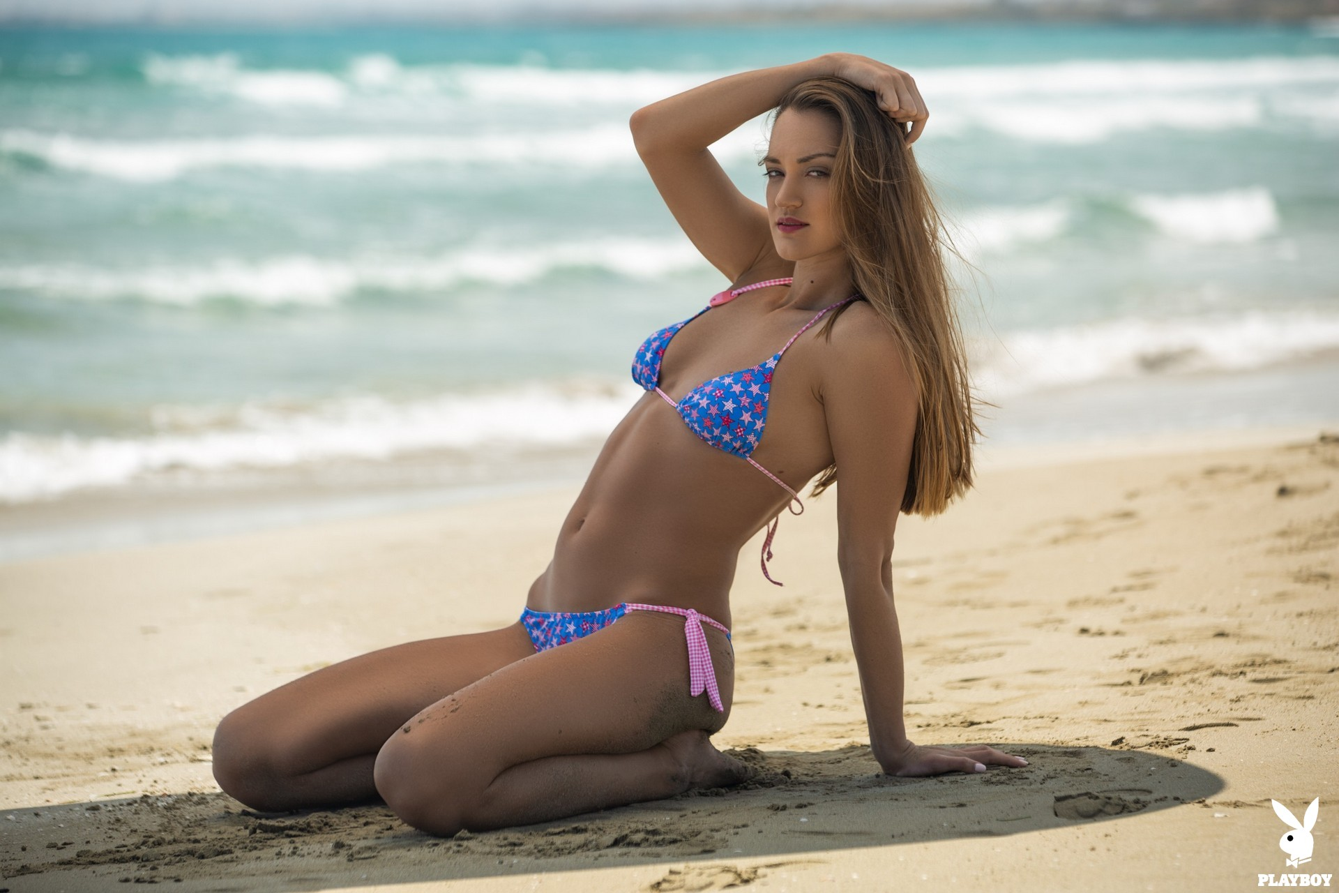 Nicole Fox in Sandy Shores - Playboy Plus 15