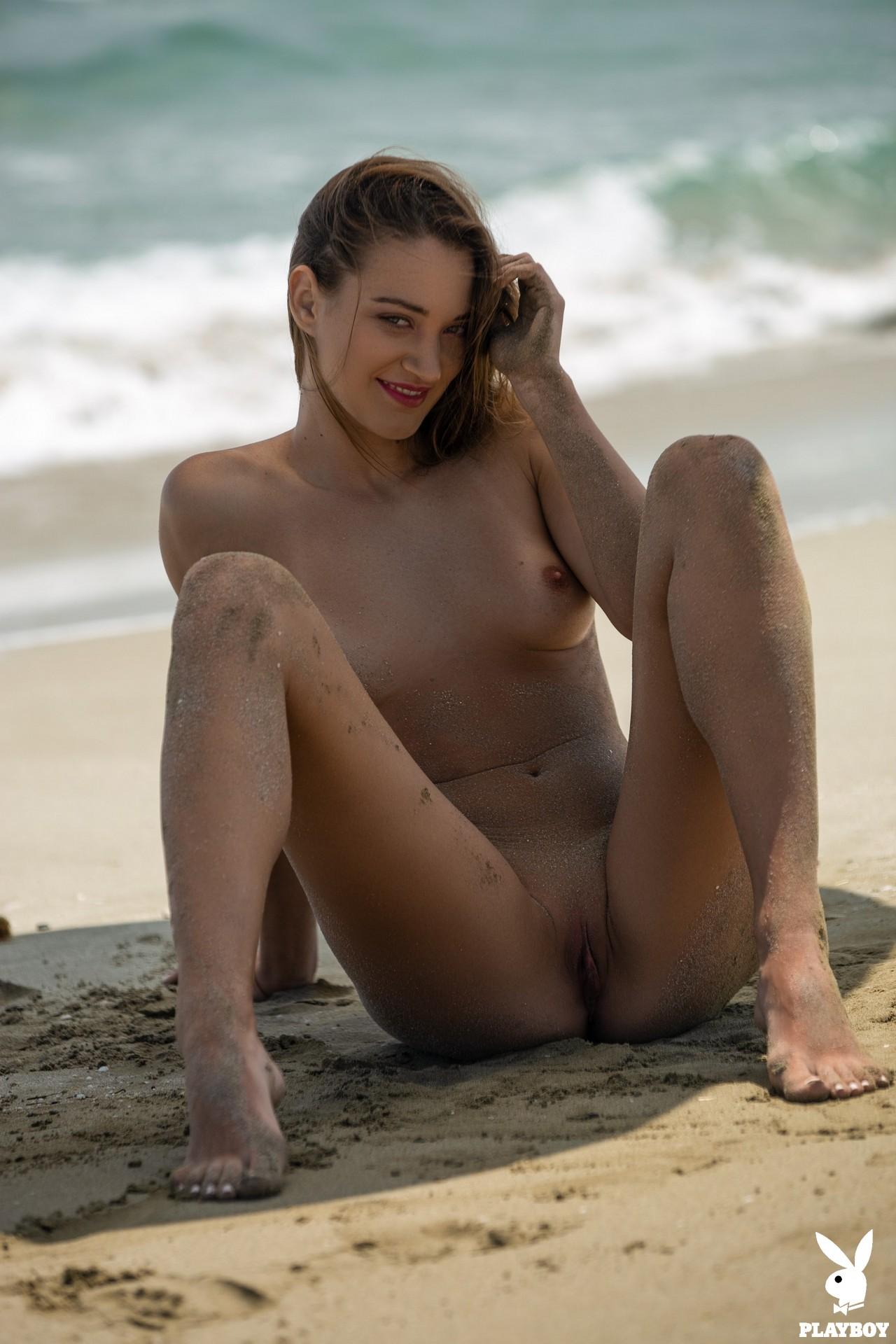 Nicole Fox in Sandy Shores - Playboy Plus 16