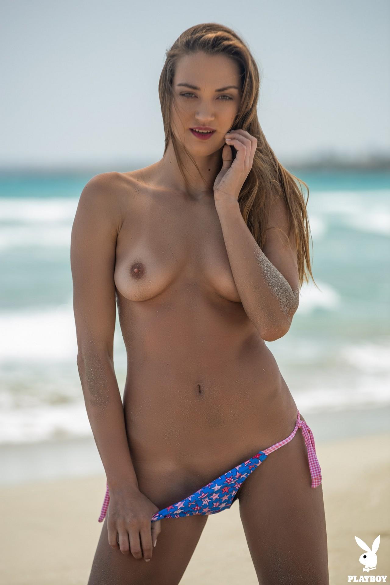 Nicole Fox in Sandy Shores - Playboy Plus 18