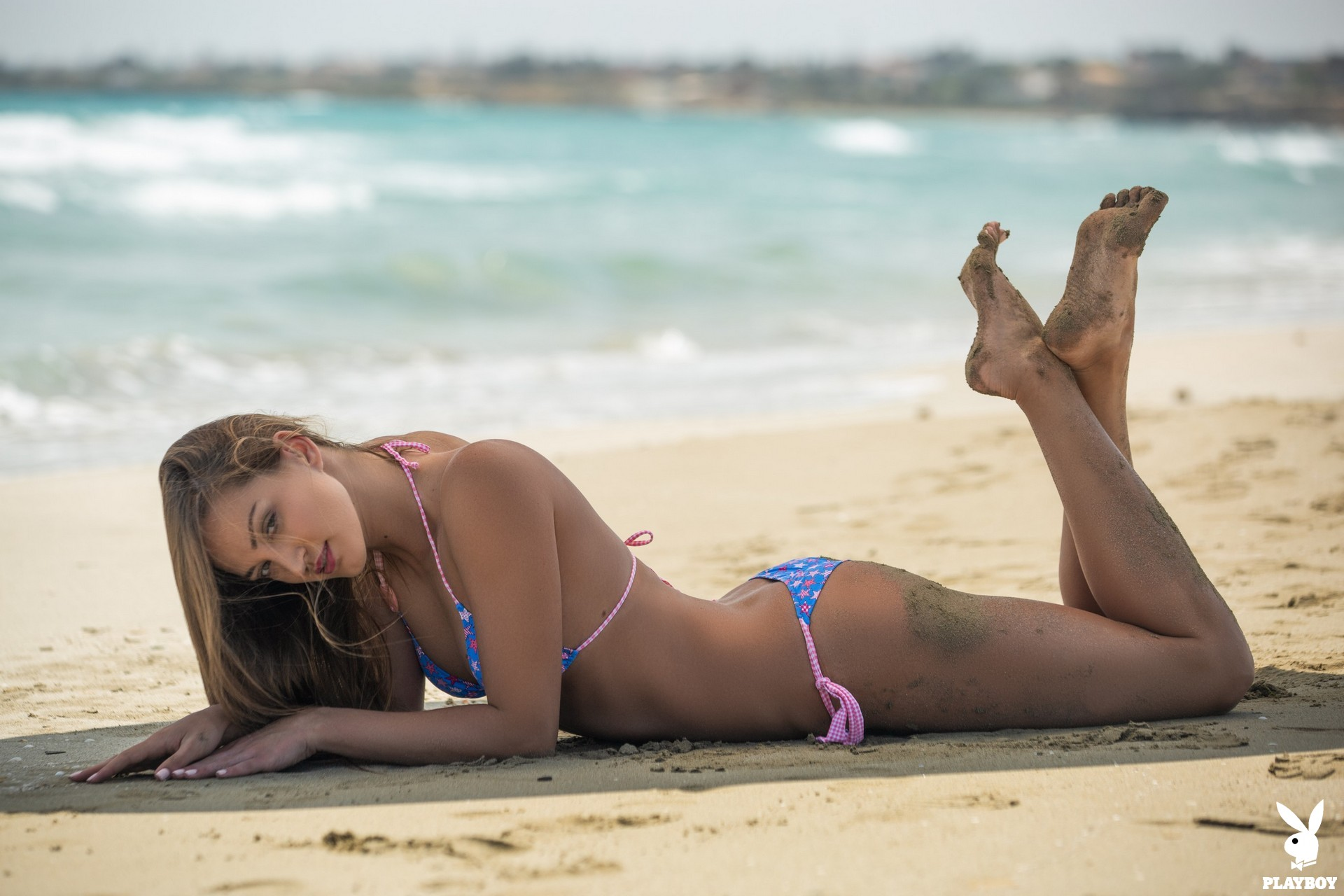 Nicole Fox in Sandy Shores - Playboy Plus 19
