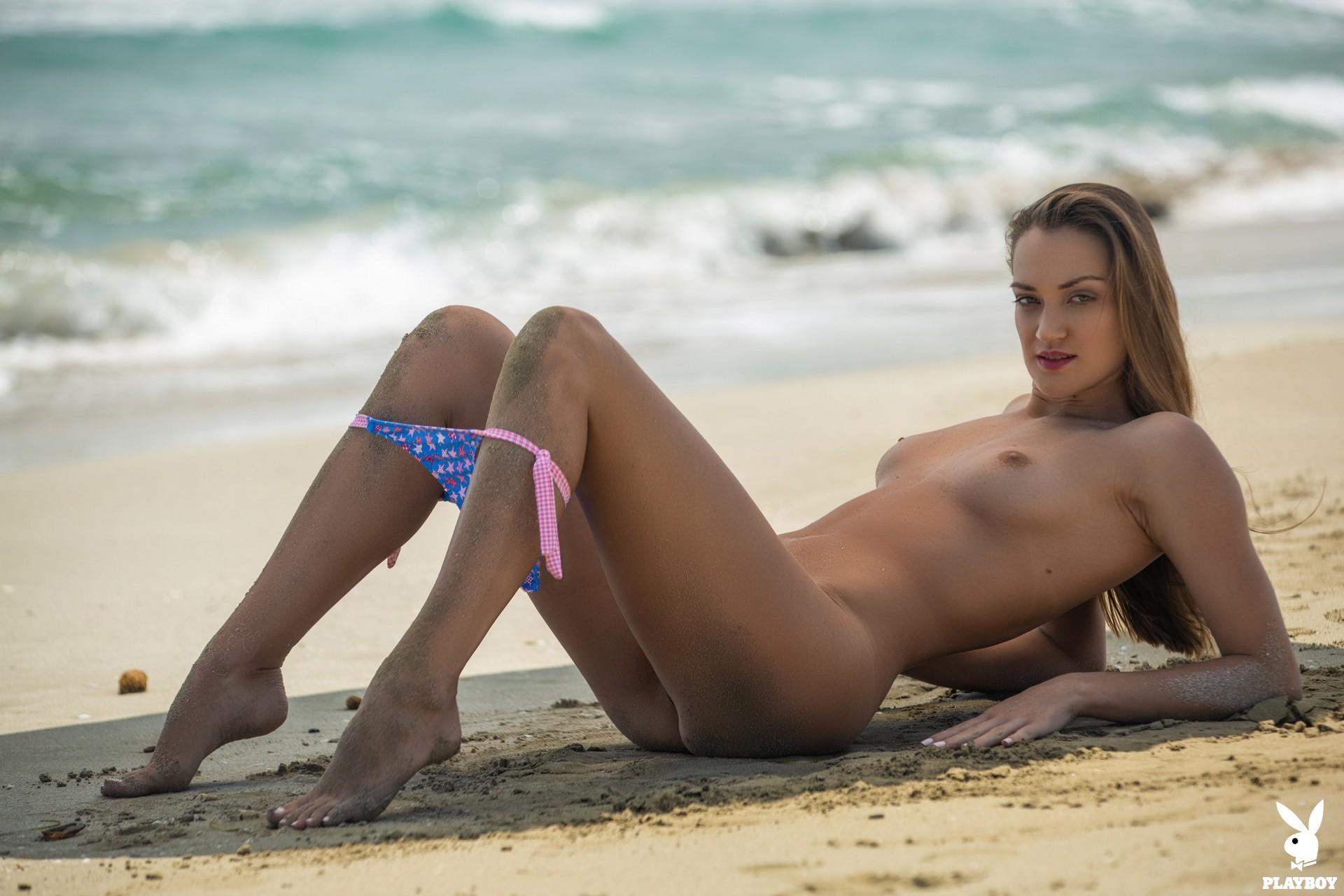 Nicole Fox in Sandy Shores - Playboy Plus 24