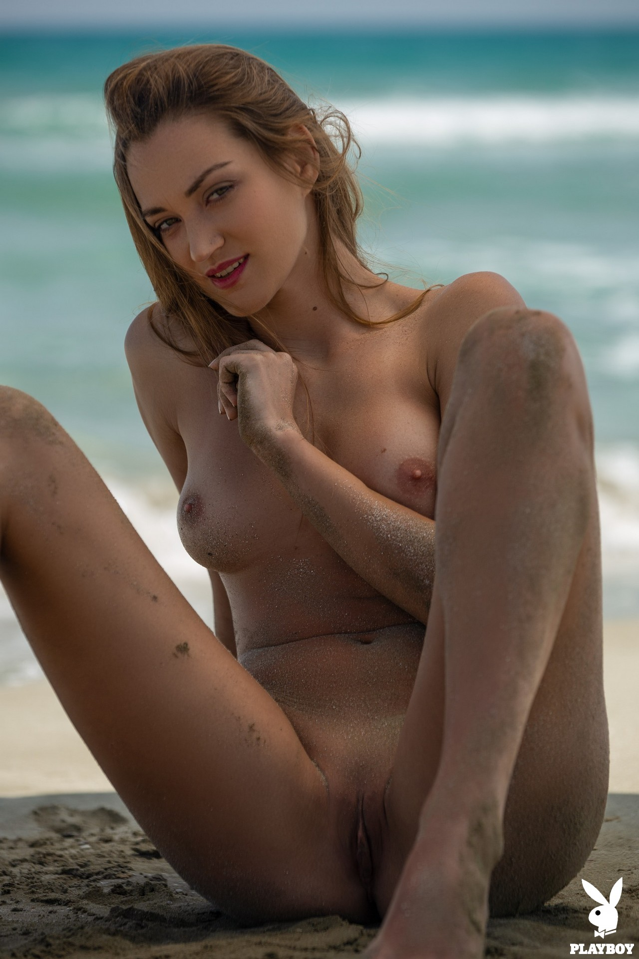 Nicole Fox in Sandy Shores - Playboy Plus 27