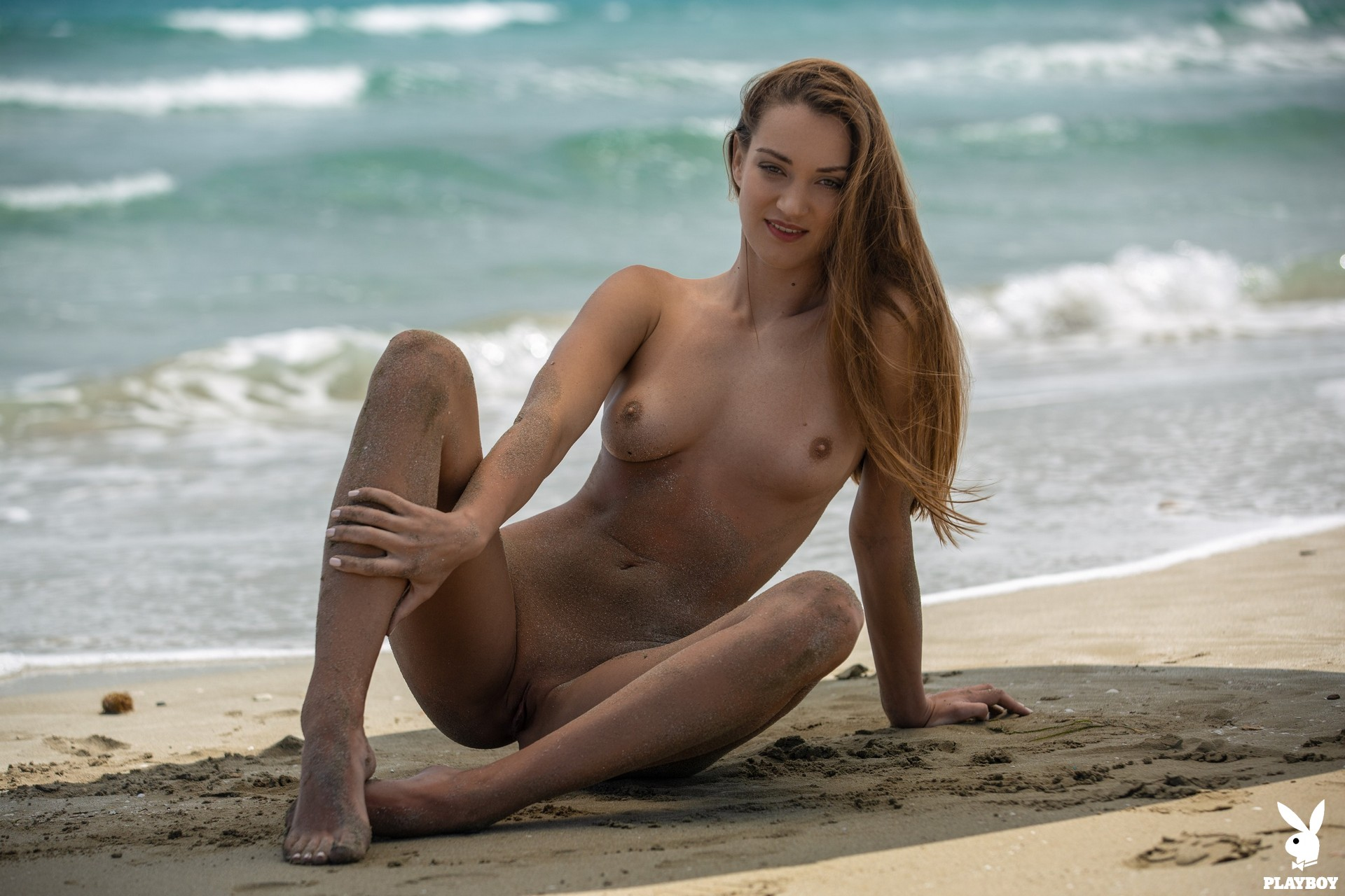 Nicole Fox in Sandy Shores - Playboy Plus 28
