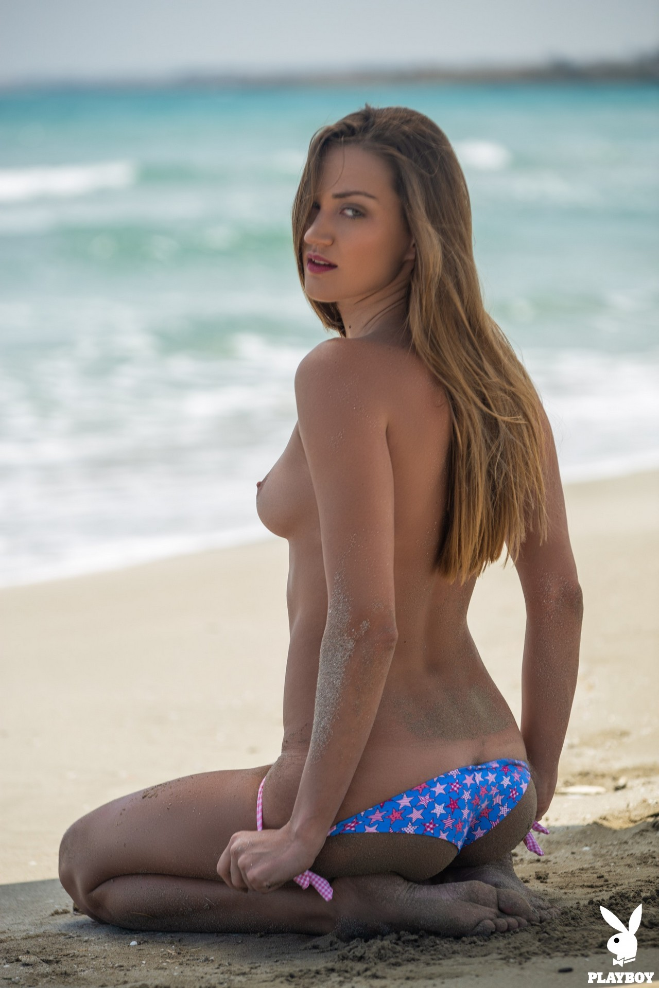 Nicole Fox in Sandy Shores - Playboy Plus 29