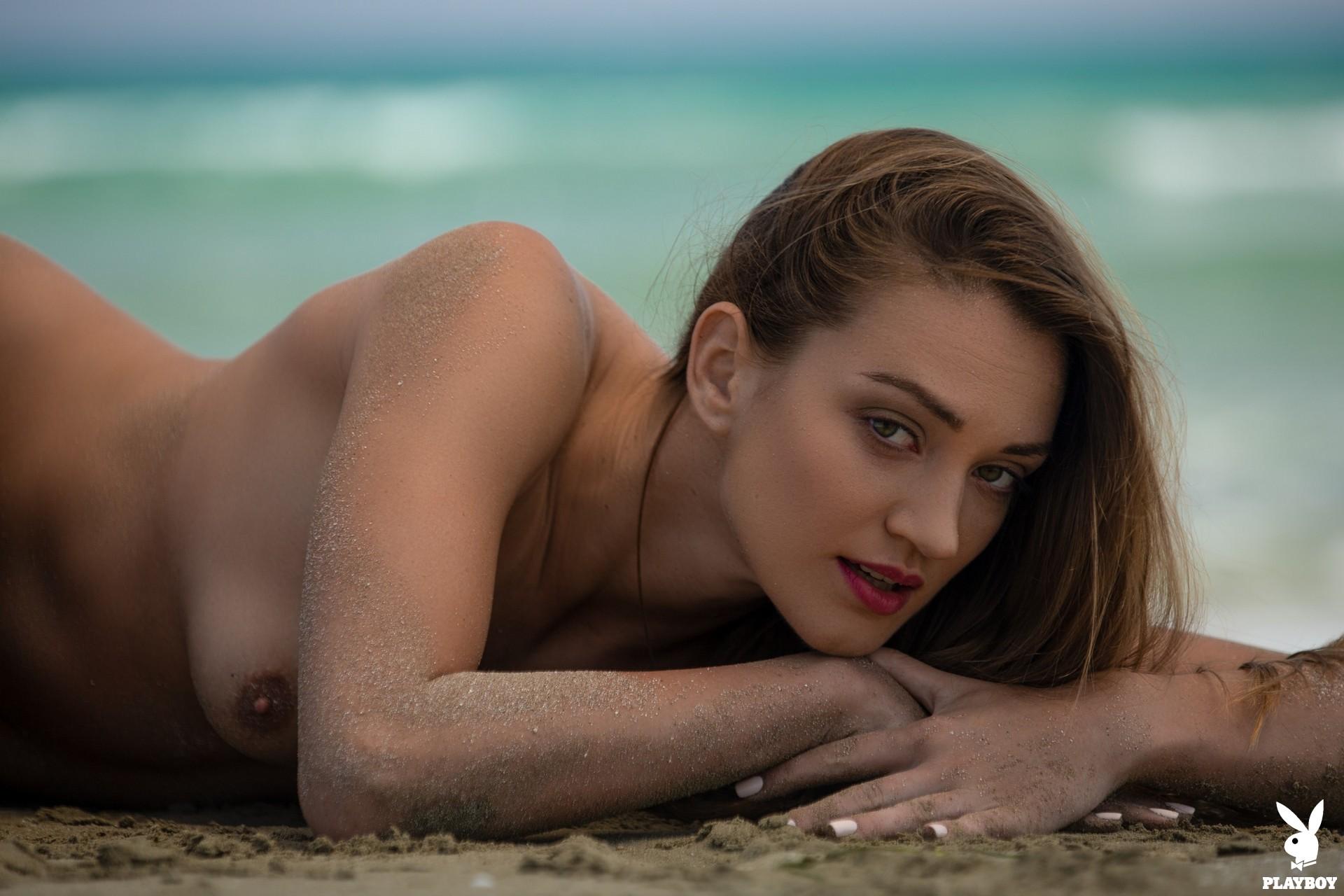 Nicole Fox in Sandy Shores - Playboy Plus 31