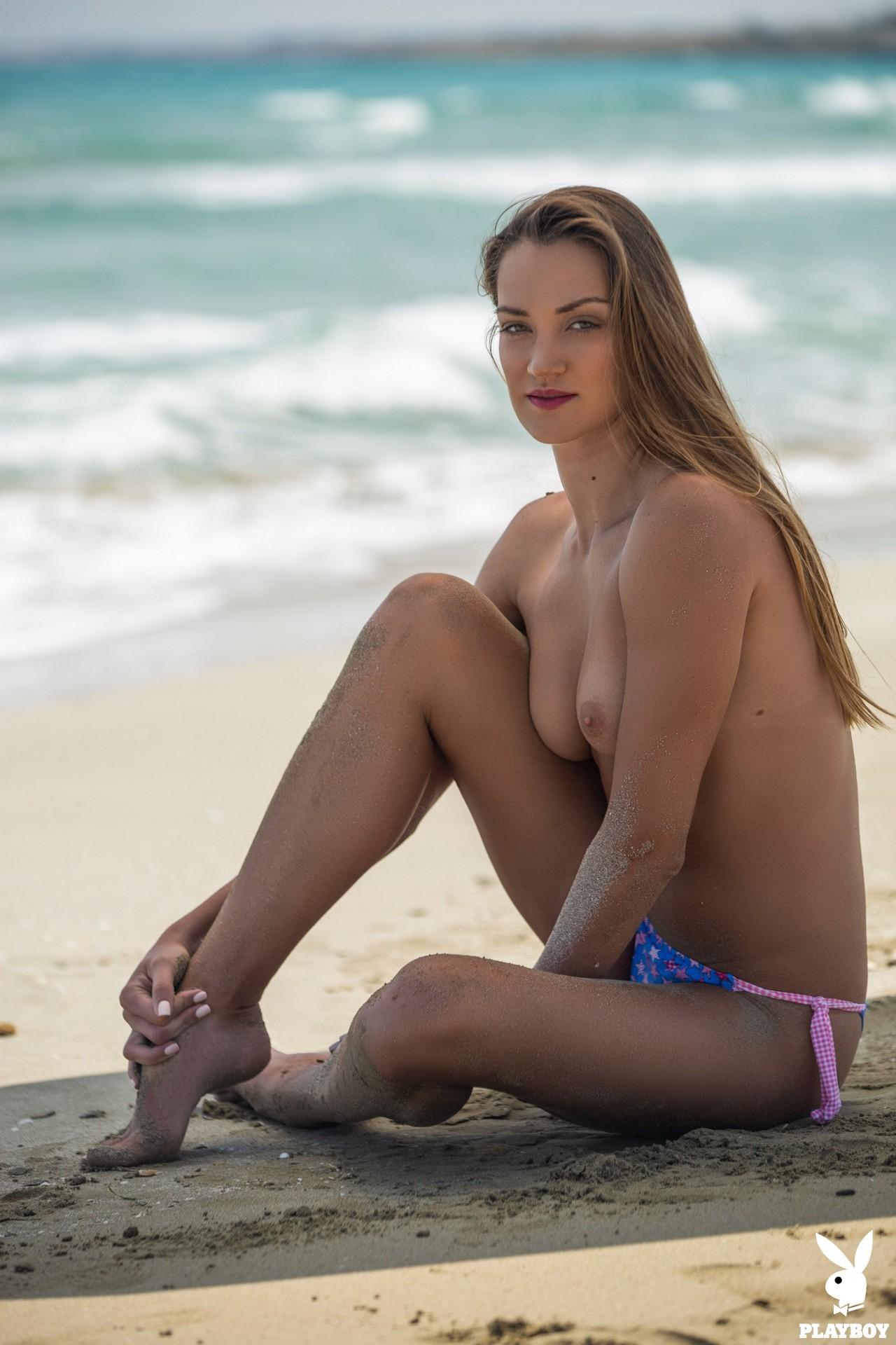 Nicole Fox in Sandy Shores - Playboy Plus 33