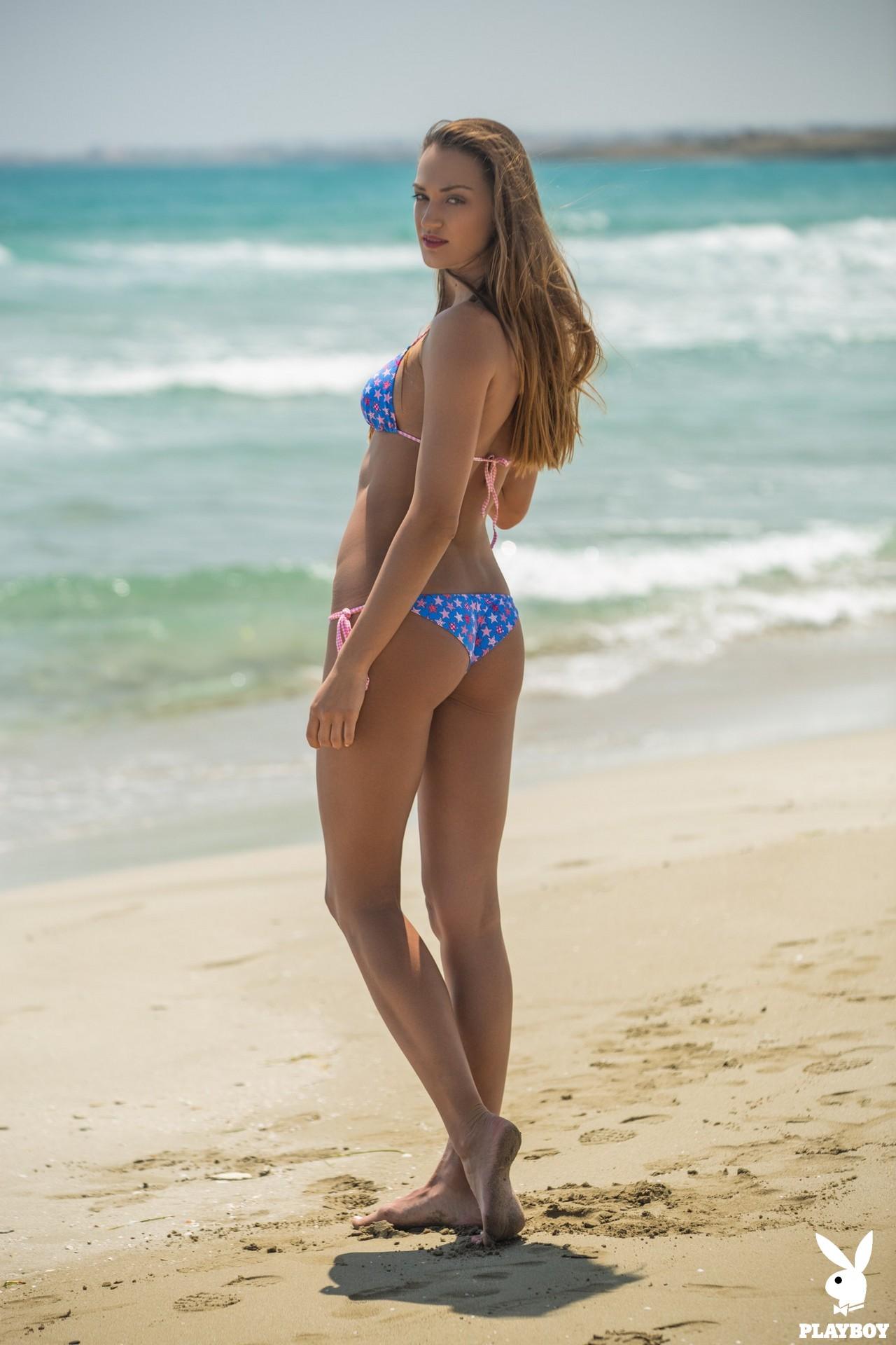 Nicole Fox in Sandy Shores - Playboy Plus 36
