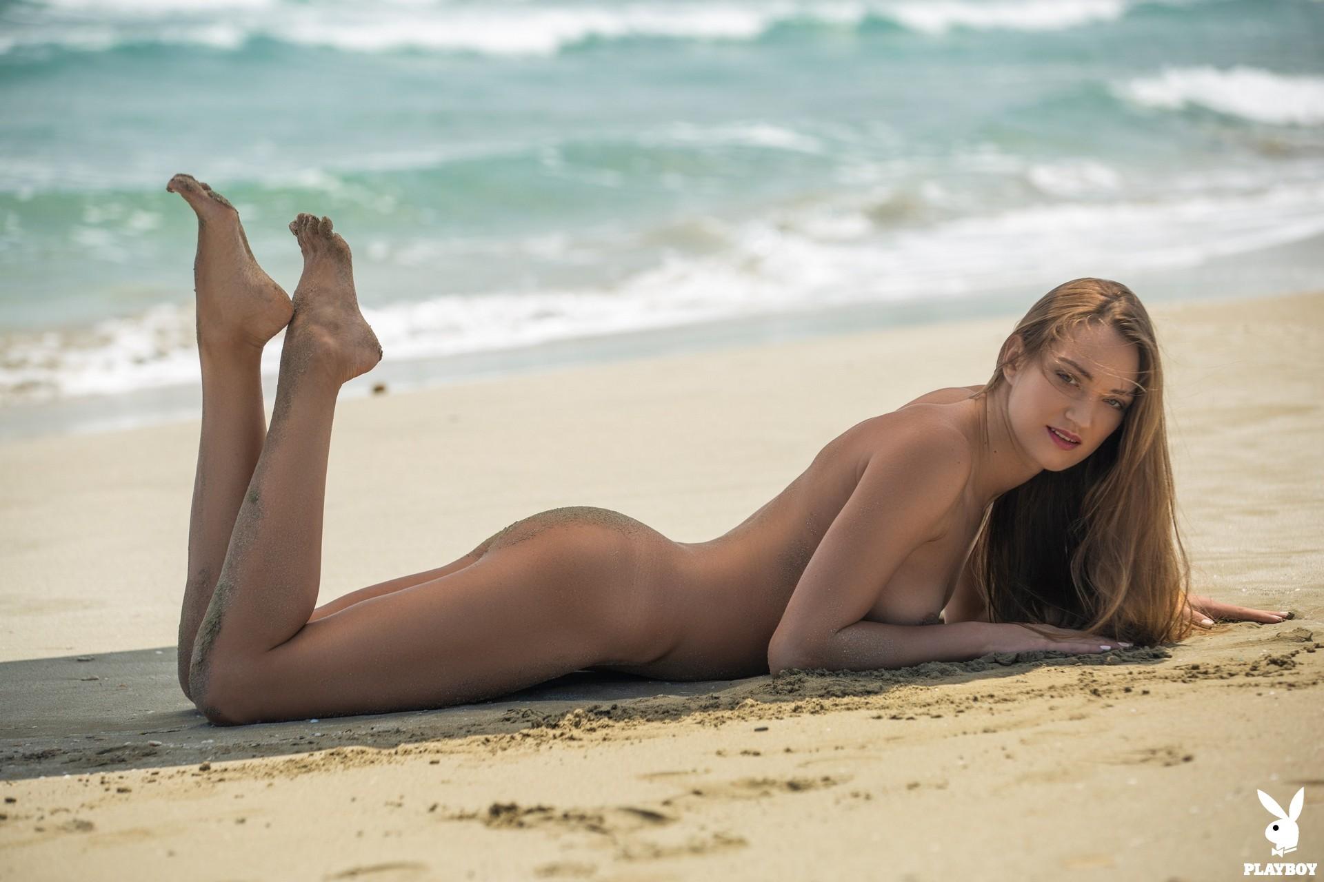 Nicole Fox in Sandy Shores - Playboy Plus 37
