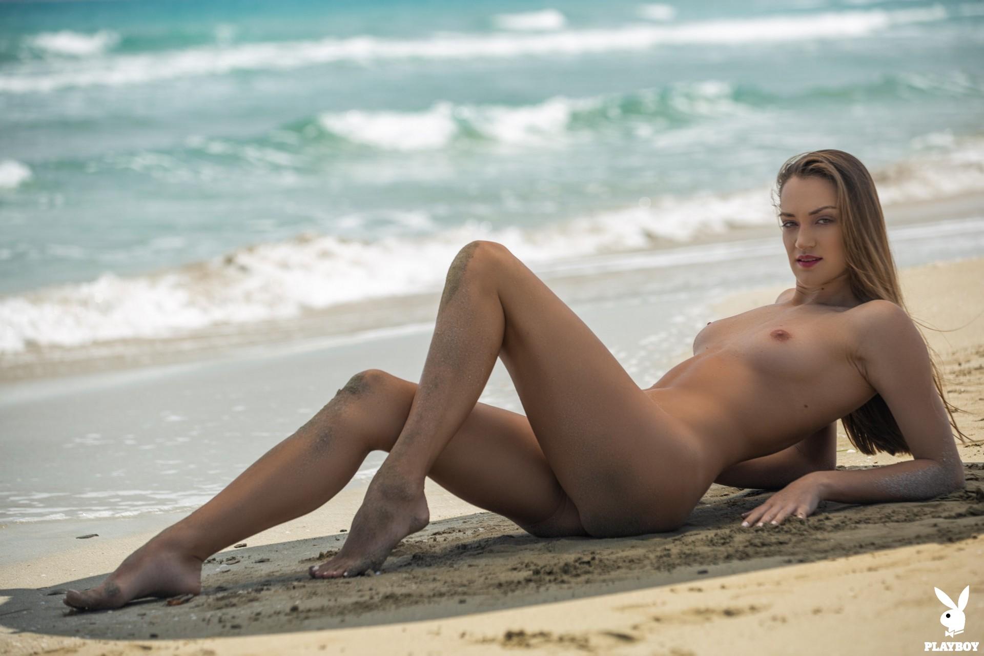 Nicole Fox in Sandy Shores - Playboy Plus 39