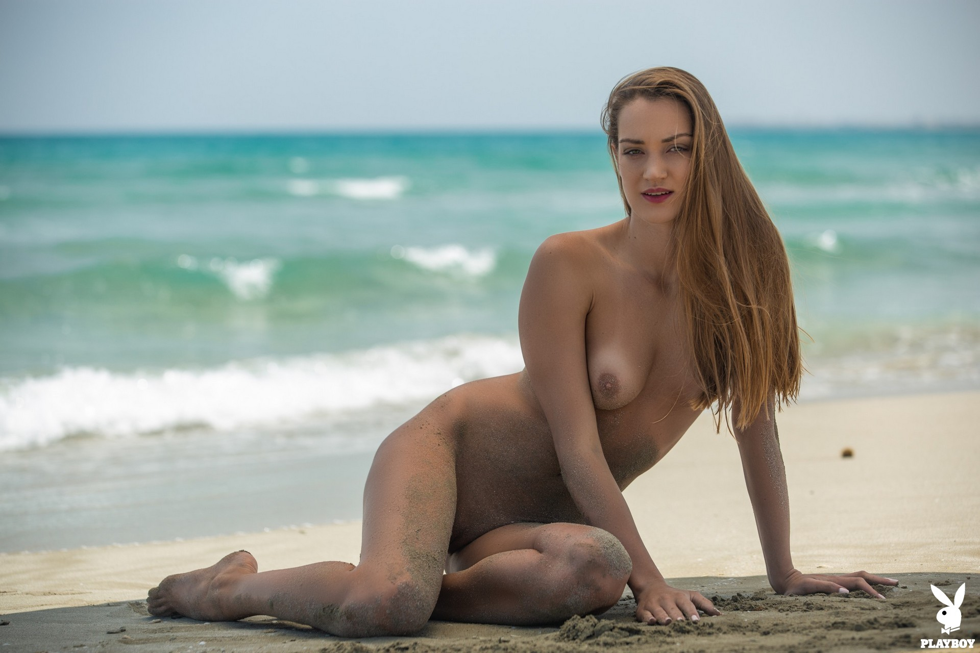 Nicole Fox in Sandy Shores - Playboy Plus 10