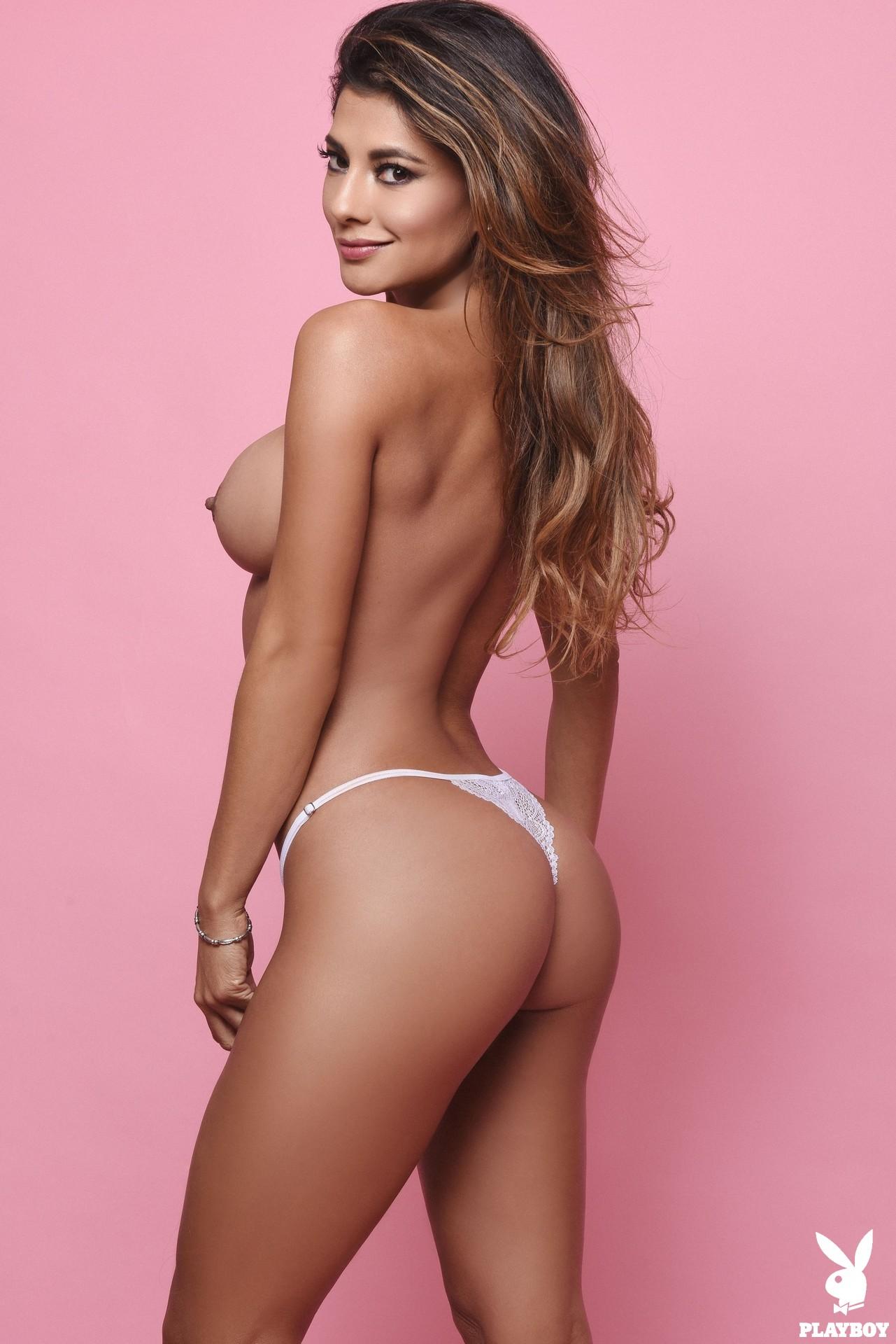 Viviana Castrillón in Playboy Mexico 2