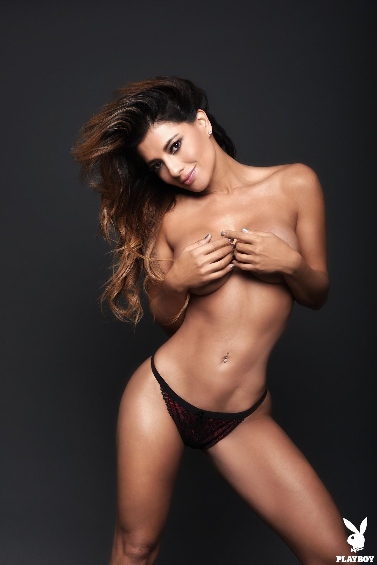 Viviana Castrillón in Playboy Mexico 12