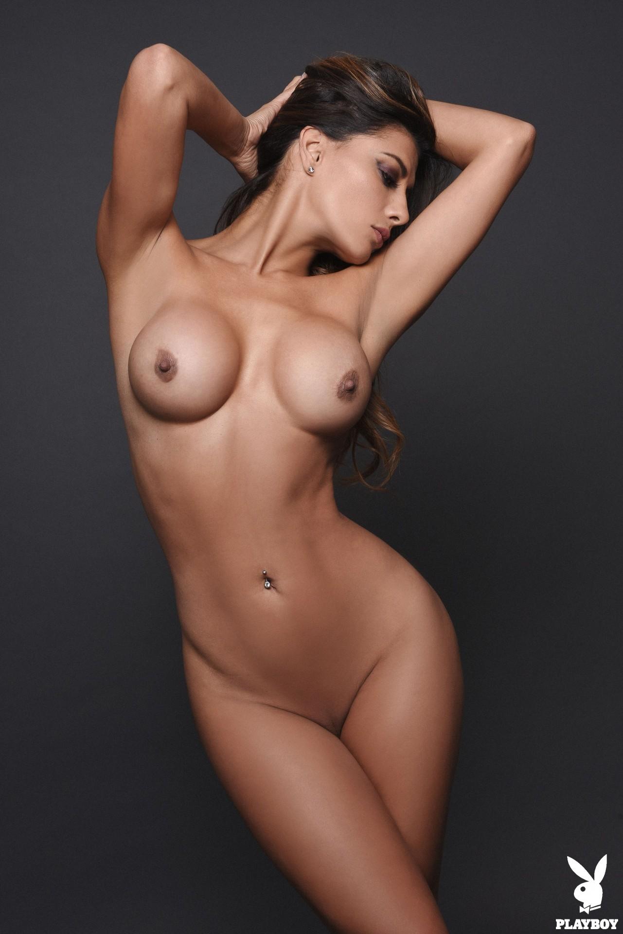Viviana Castrillón in Playboy Mexico 14