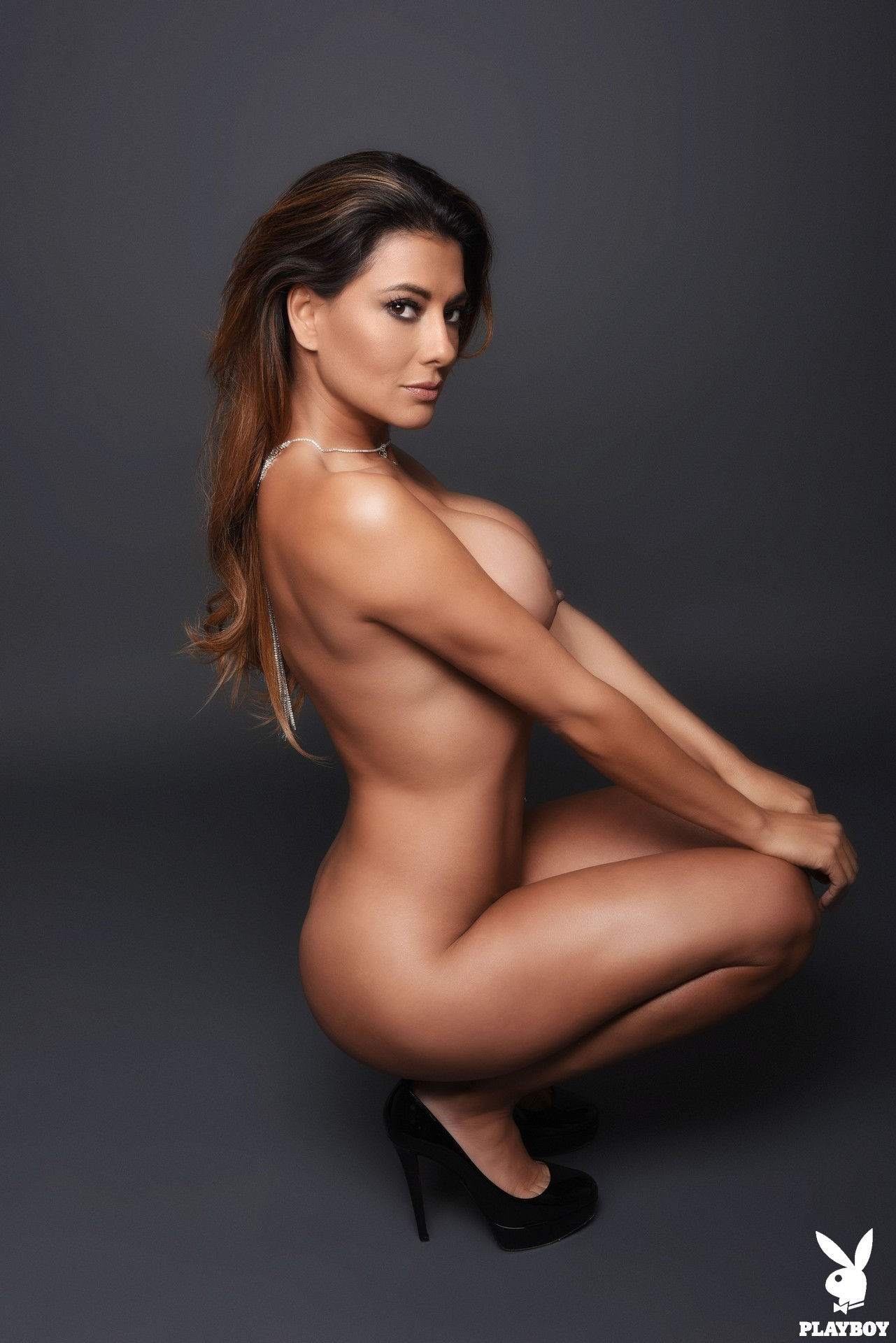 Viviana Castrillón in Playboy Mexico 15