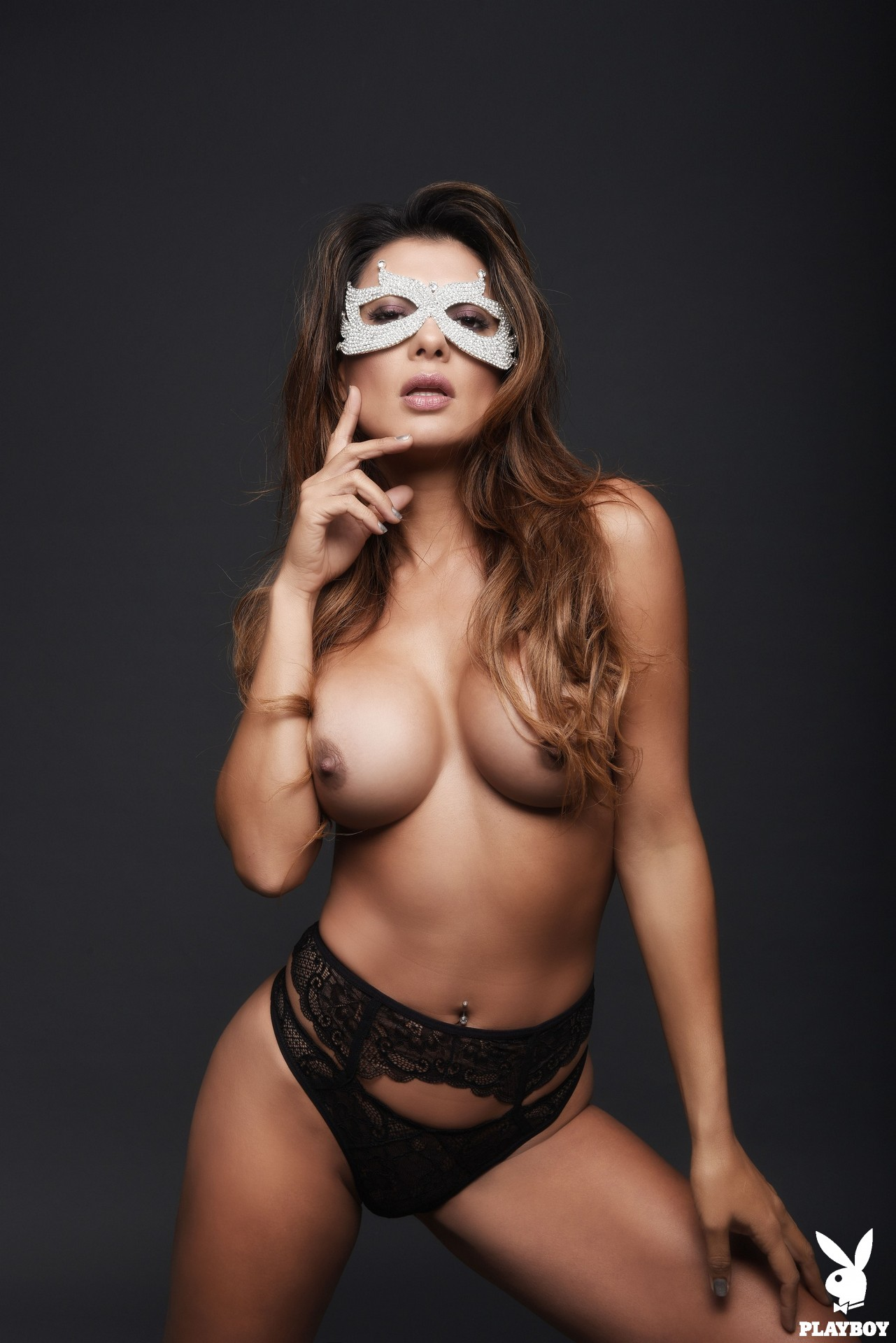Viviana Castrillón in Playboy Mexico 7